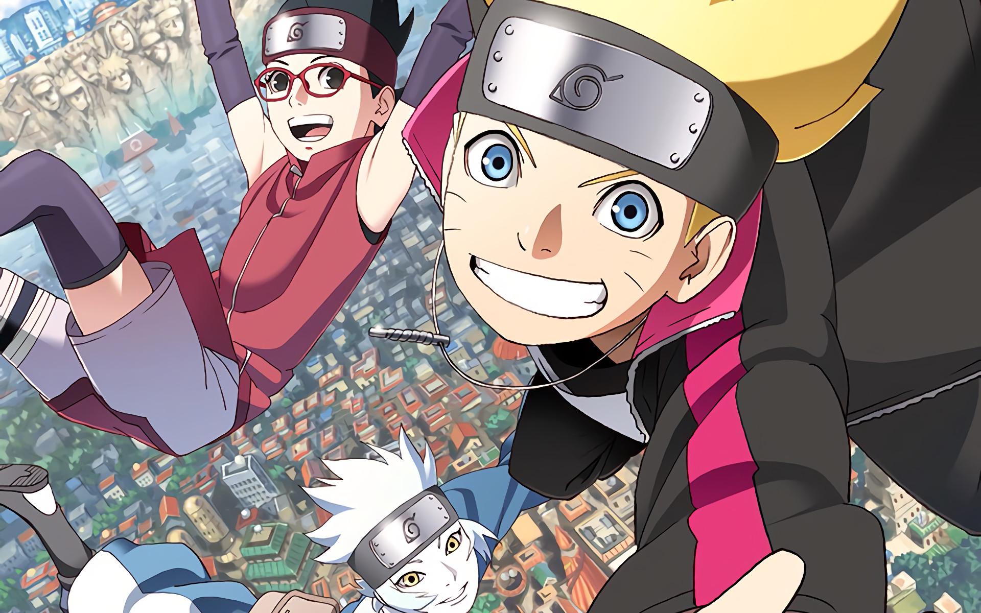 HD Wallpaper | Background ID:810560. Anime Boruto