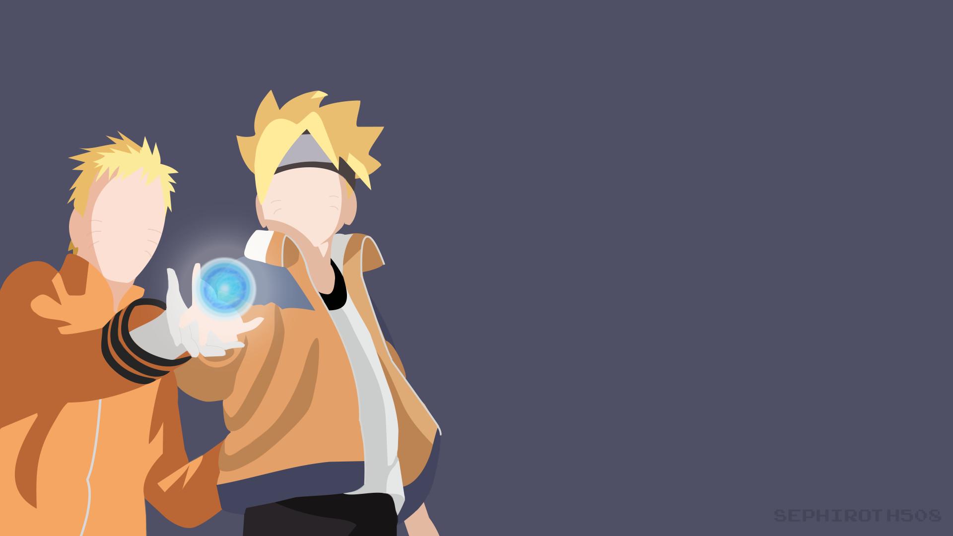 Anime – Boruto Boruto Uzumaki Naruto Uzumaki Wallpaper