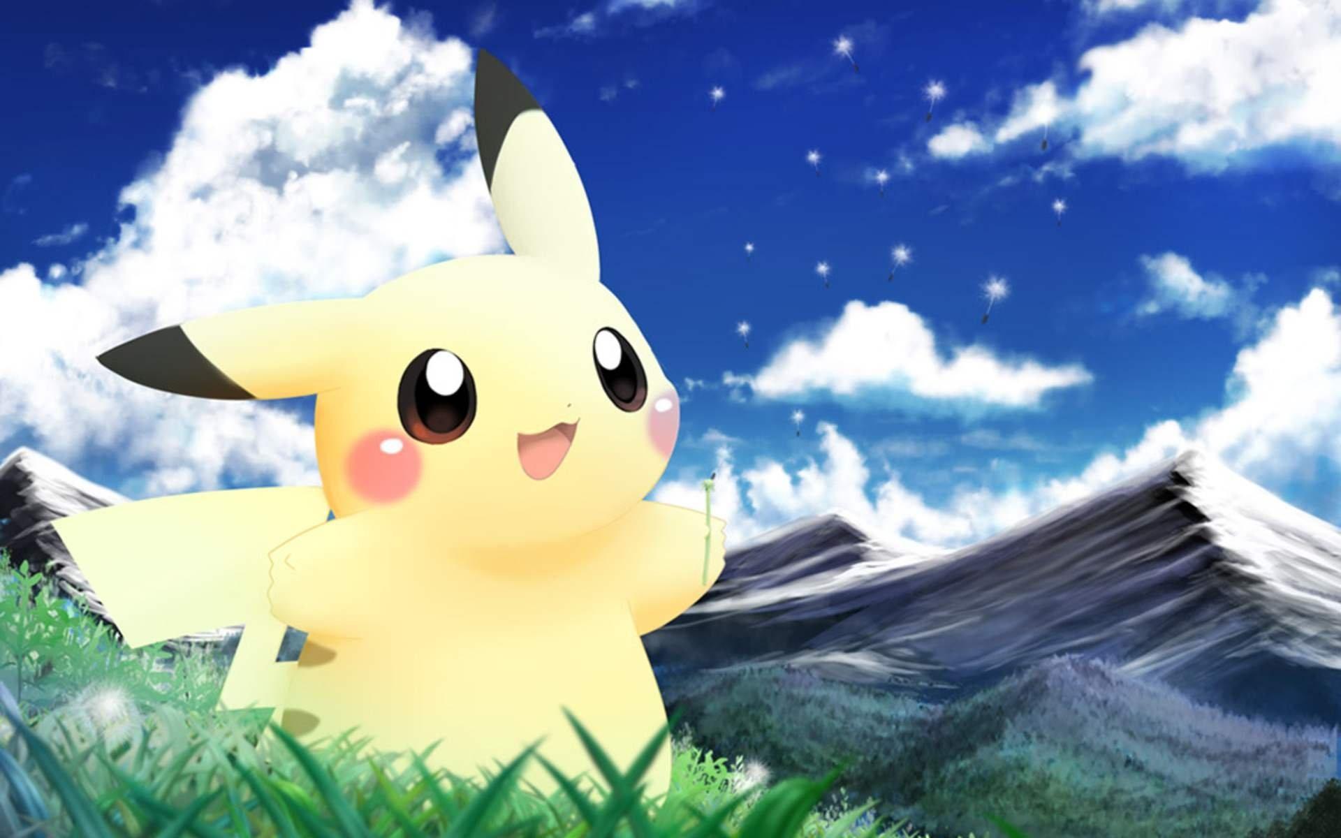 Pikachu Pokemon 334557
