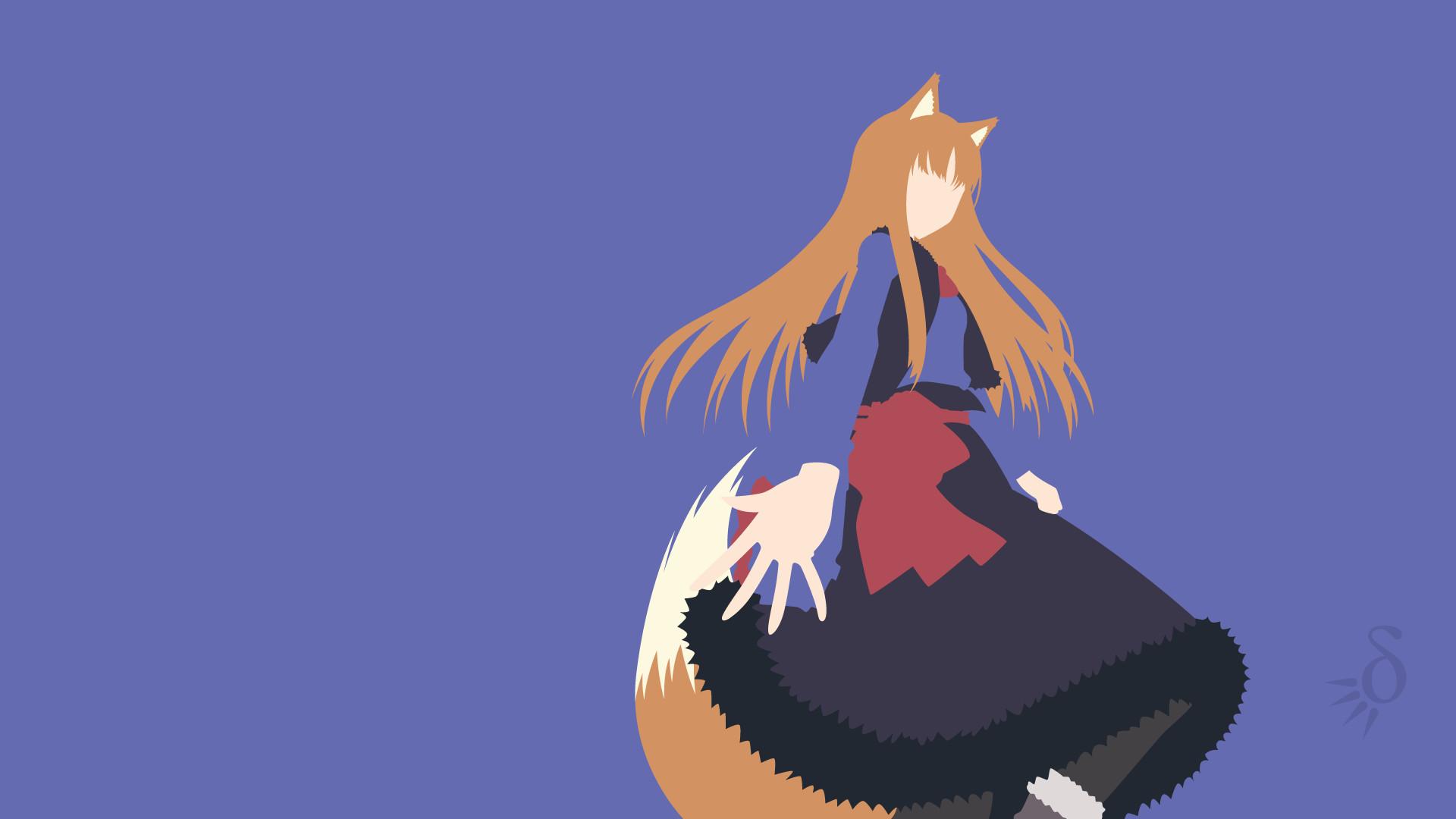 Minimalist Anime Wallpapers