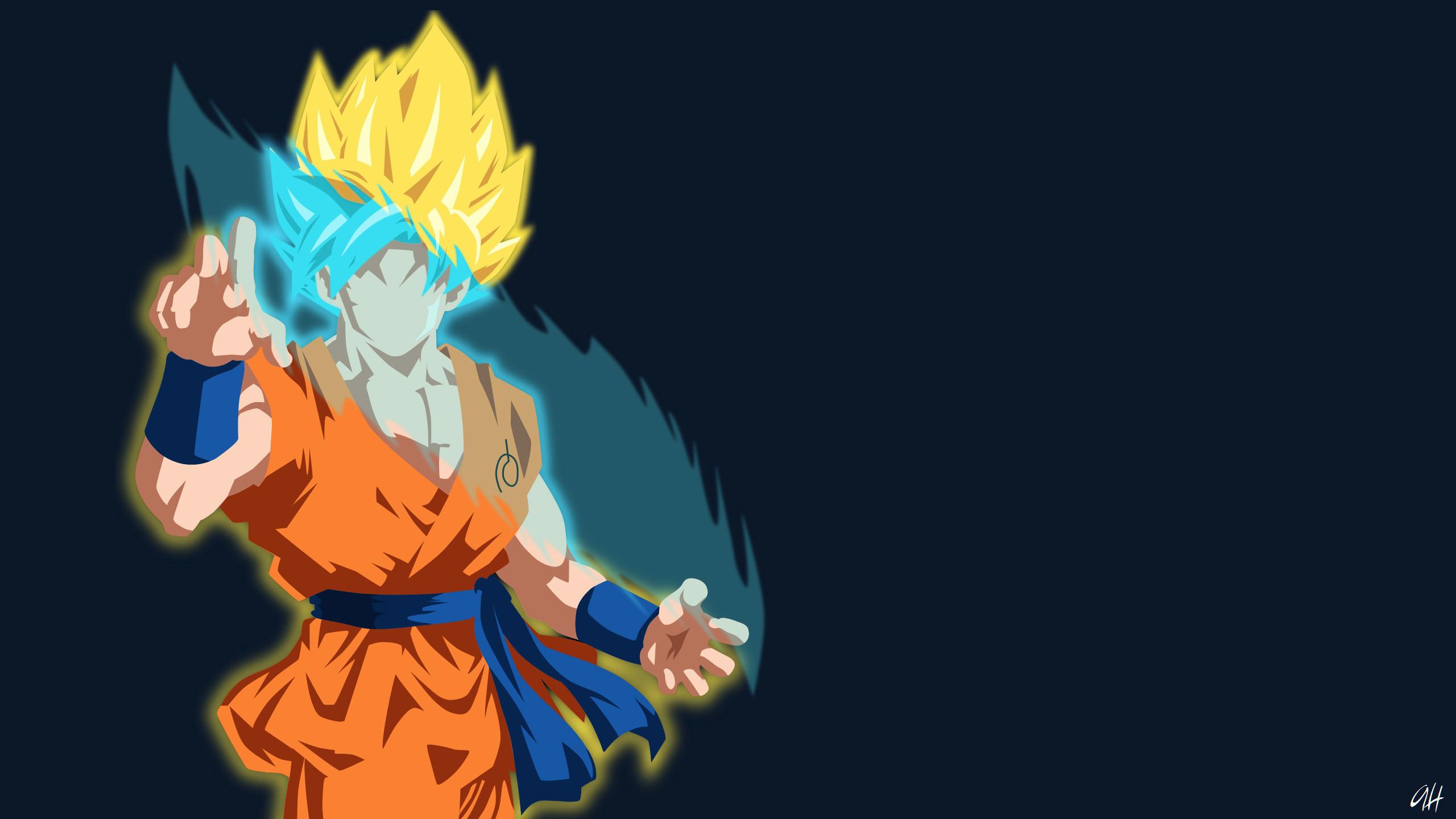 Goku Minimalist