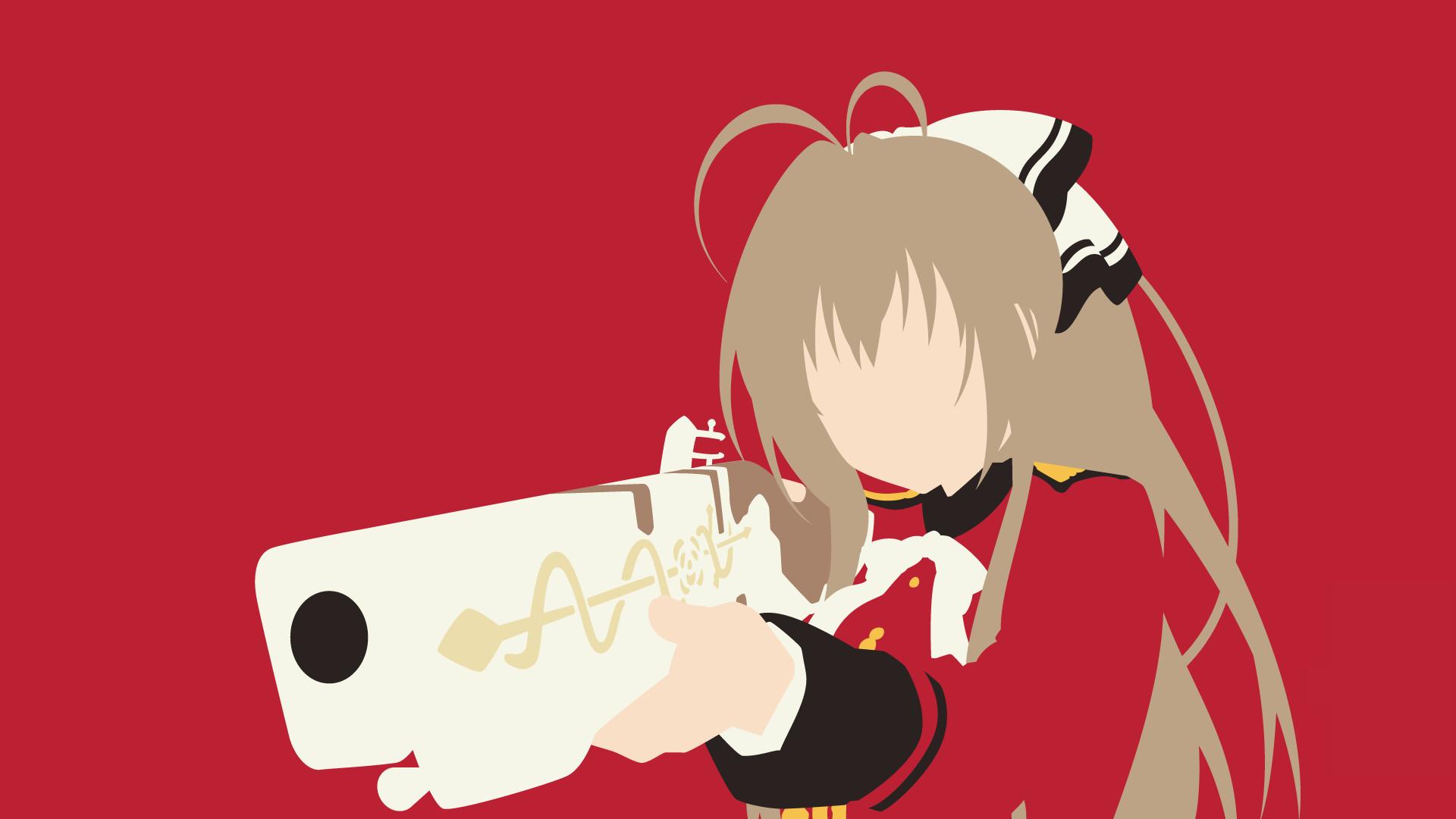 Anime wallpapers part 3 minimalist edition