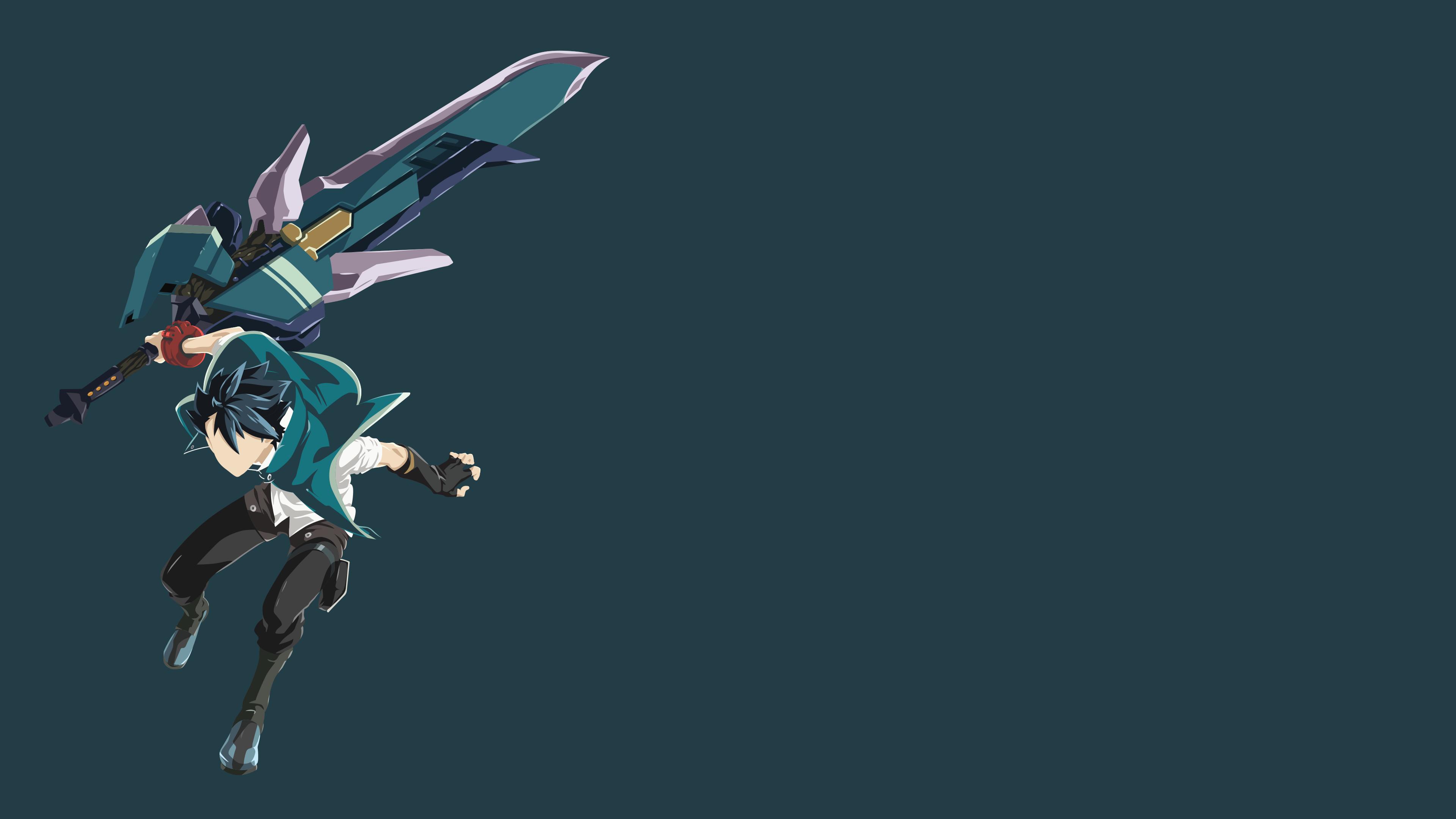 Anime God Eater Utsugi Lenka Wallpaper