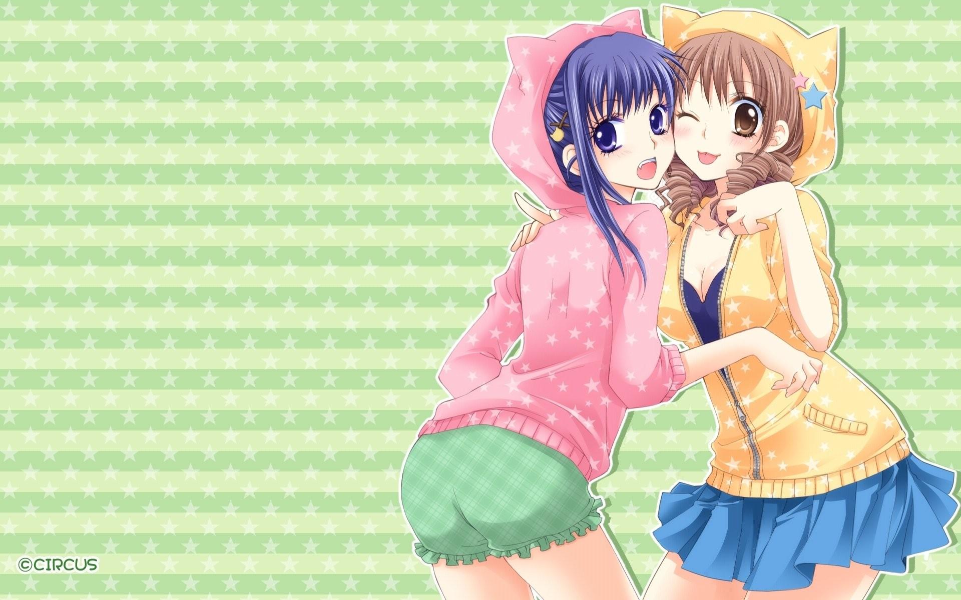 HD Wallpaper | Background ID:214138. Anime Neko Girls. 32 Like.  Favorite