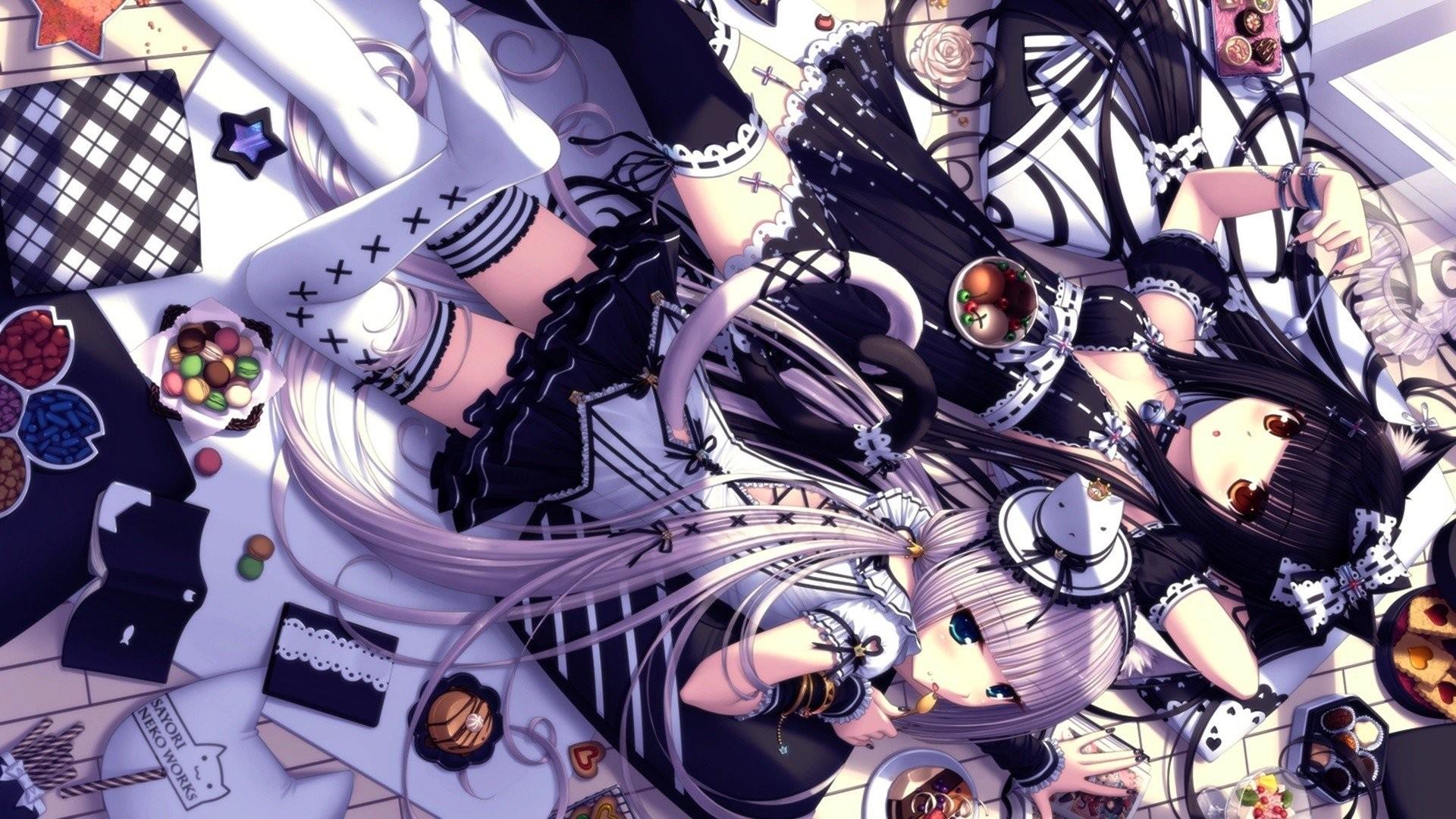 HD Wallpaper | Background ID:837154. Anime Neko Paradise