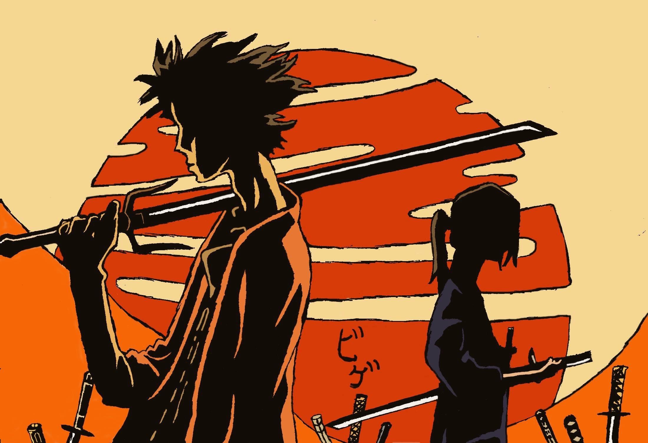 samurai champloo mugen wallpaper hd
