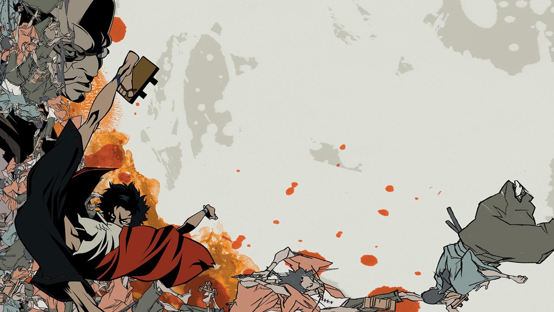 wallpaper Samurai Champloo · Mugen