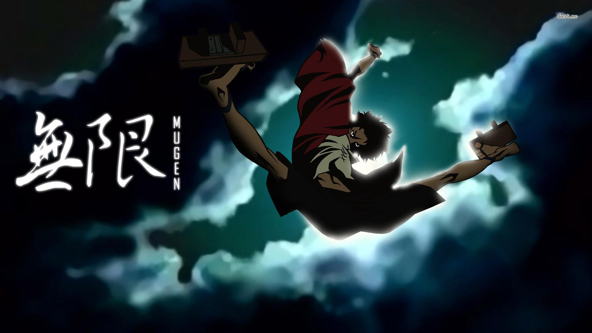 Mugen – Samurai Champloo wallpaper – Anime wallpapers – #30301