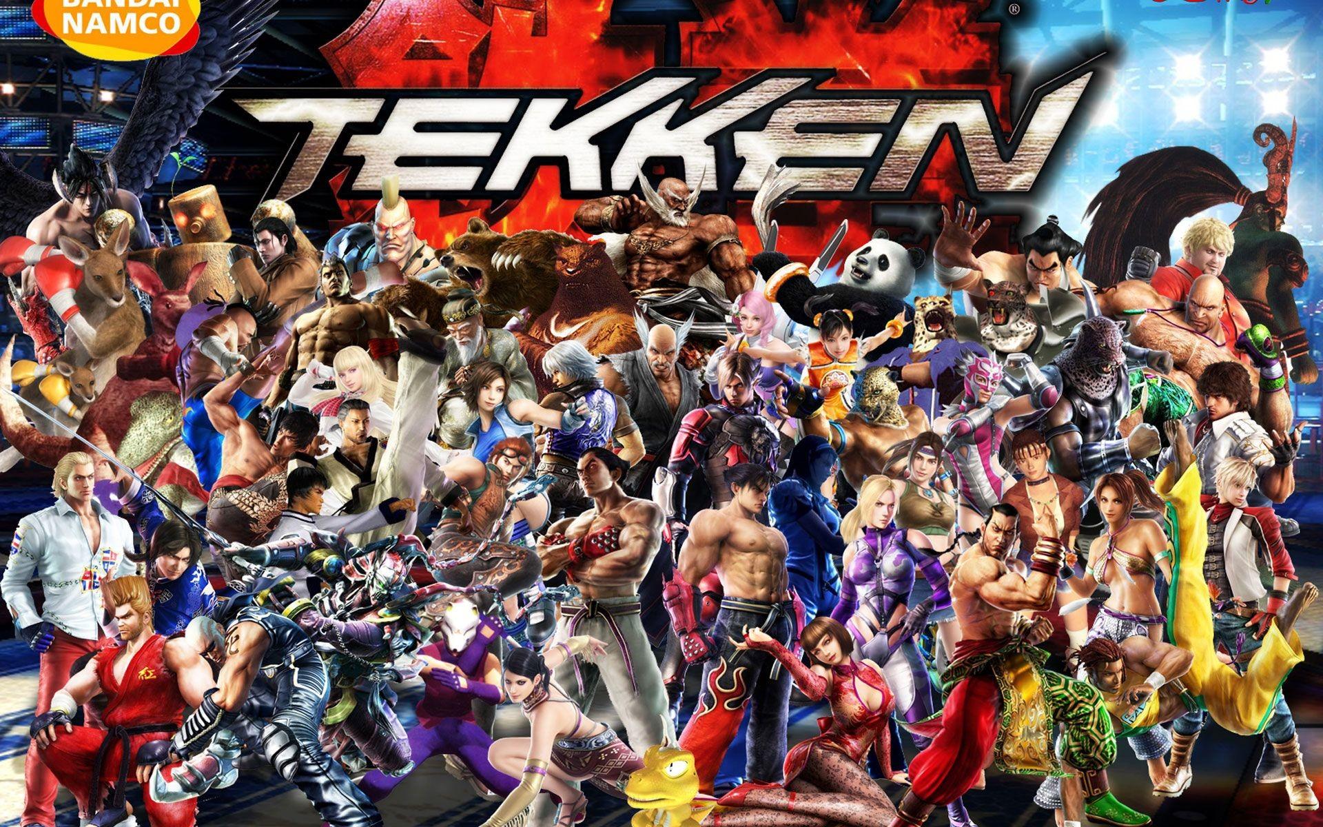 Tekken HD Wallpapers Backgrounds Wallpaper