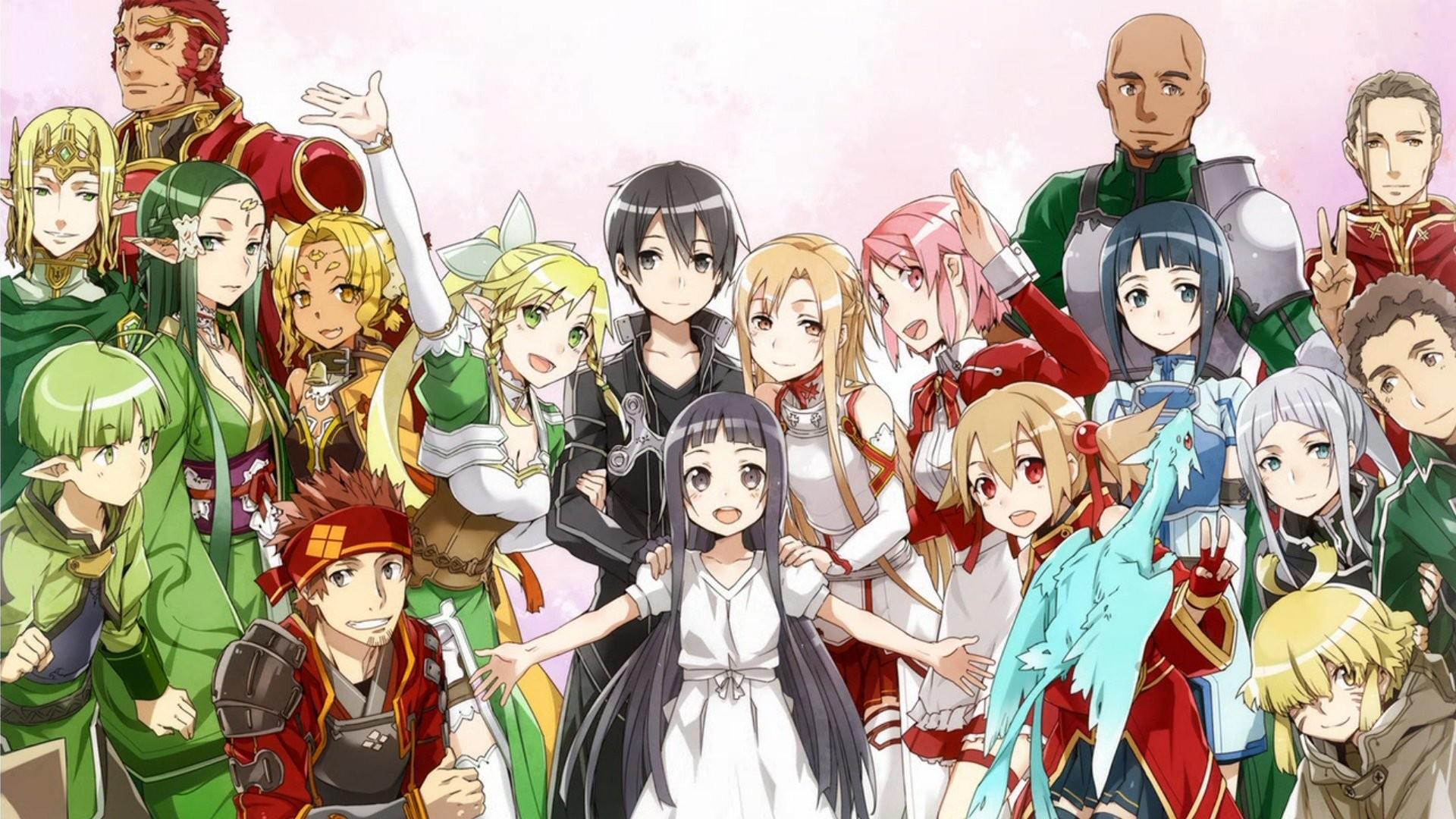 Anime – Sword Art Online Nobuyuki Sugou Eugene (Sword Art Online) Thinker  (Sword