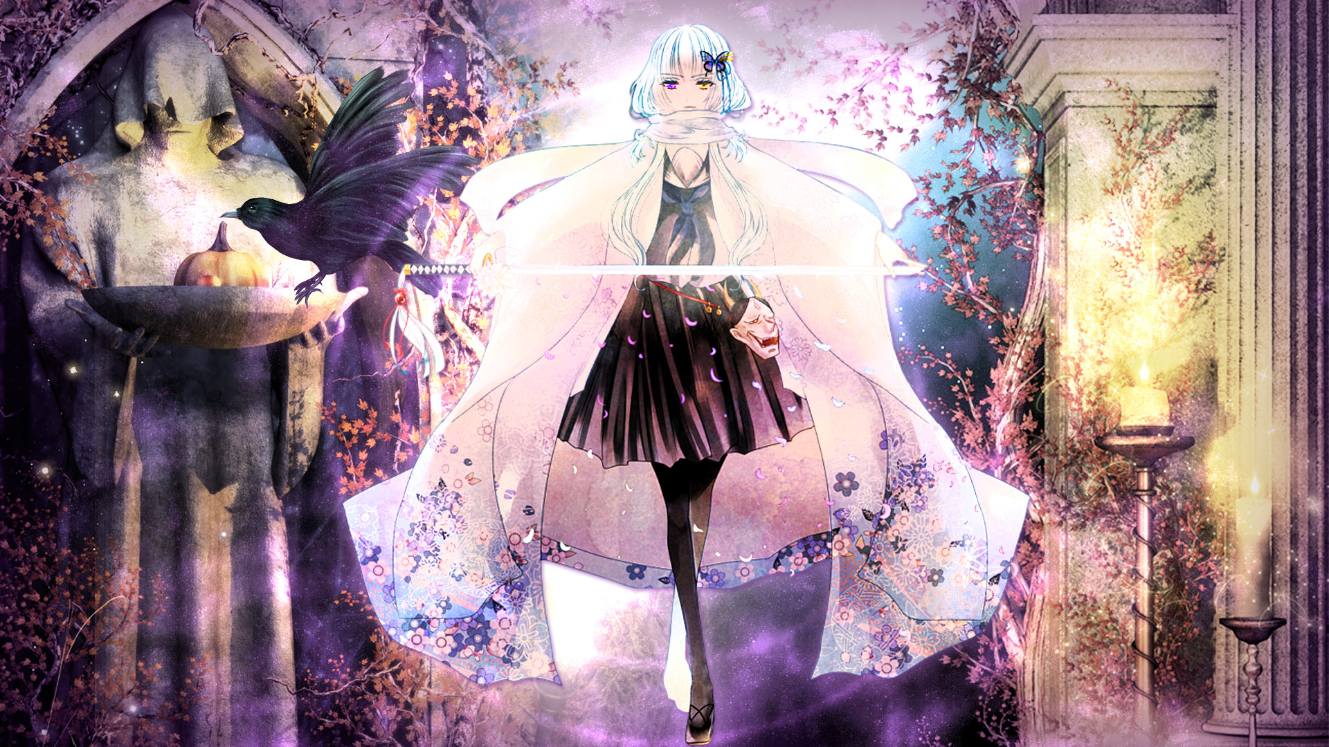 Anime Wallpapers For PC Wallpapers) – HD Wallpapers