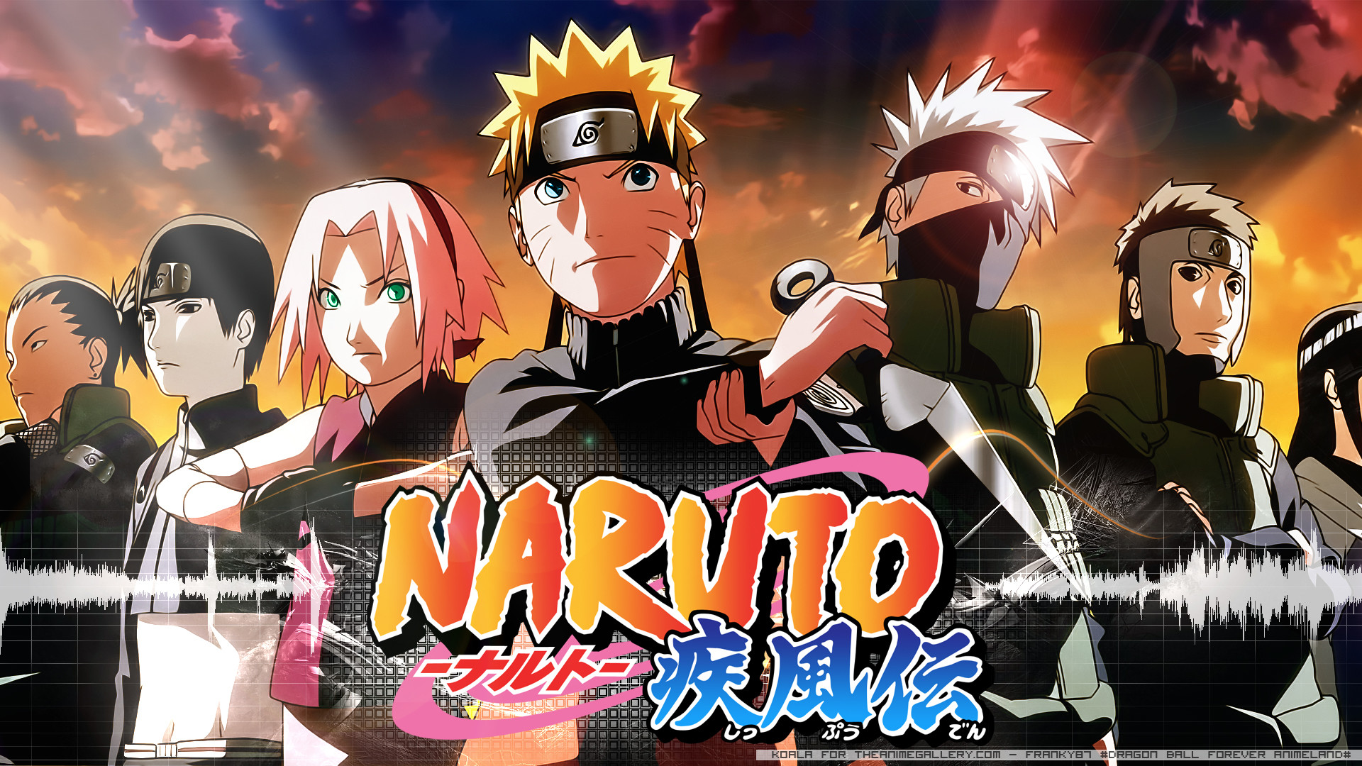 Tags: Anime, NARUTO, Hatake Kakashi, Sai, Uzumaki Naruto, Nara Shikamaru