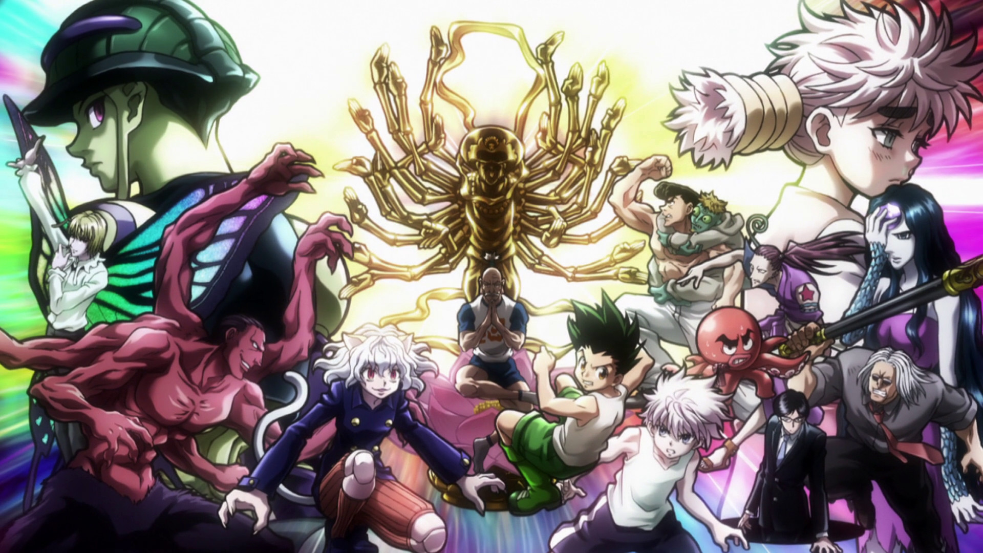 … Hunter x Hunter HD Wallpapers and Backgrounds