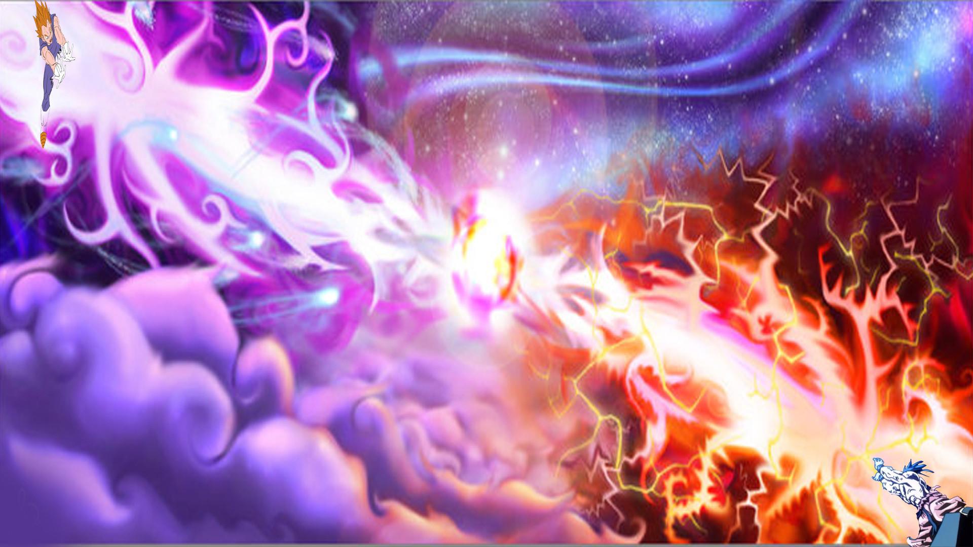 Goku VS Vegeta cool | goku | Pinterest