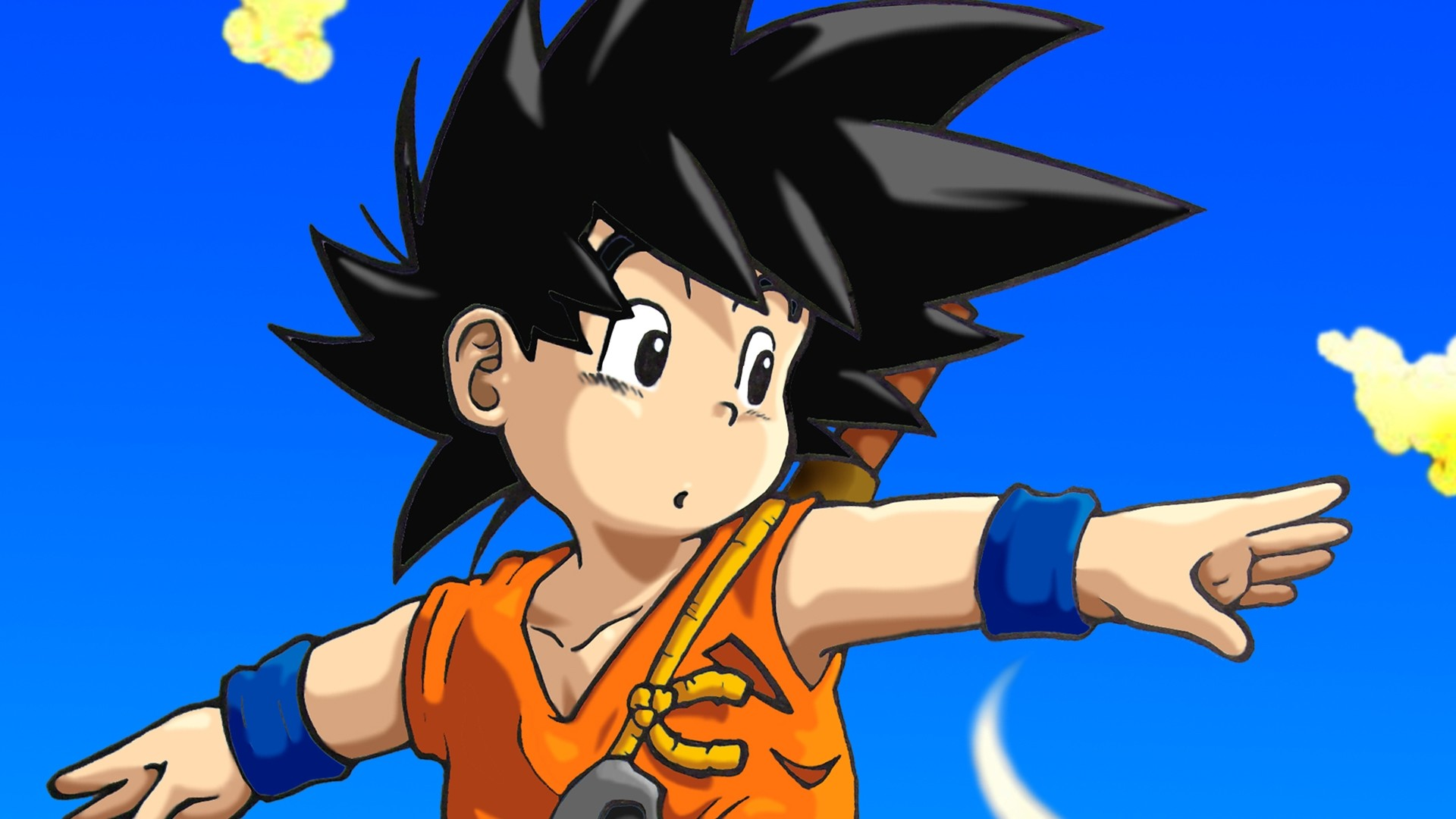 Son Goku – High Definition Wallpapers – HD wallpapers