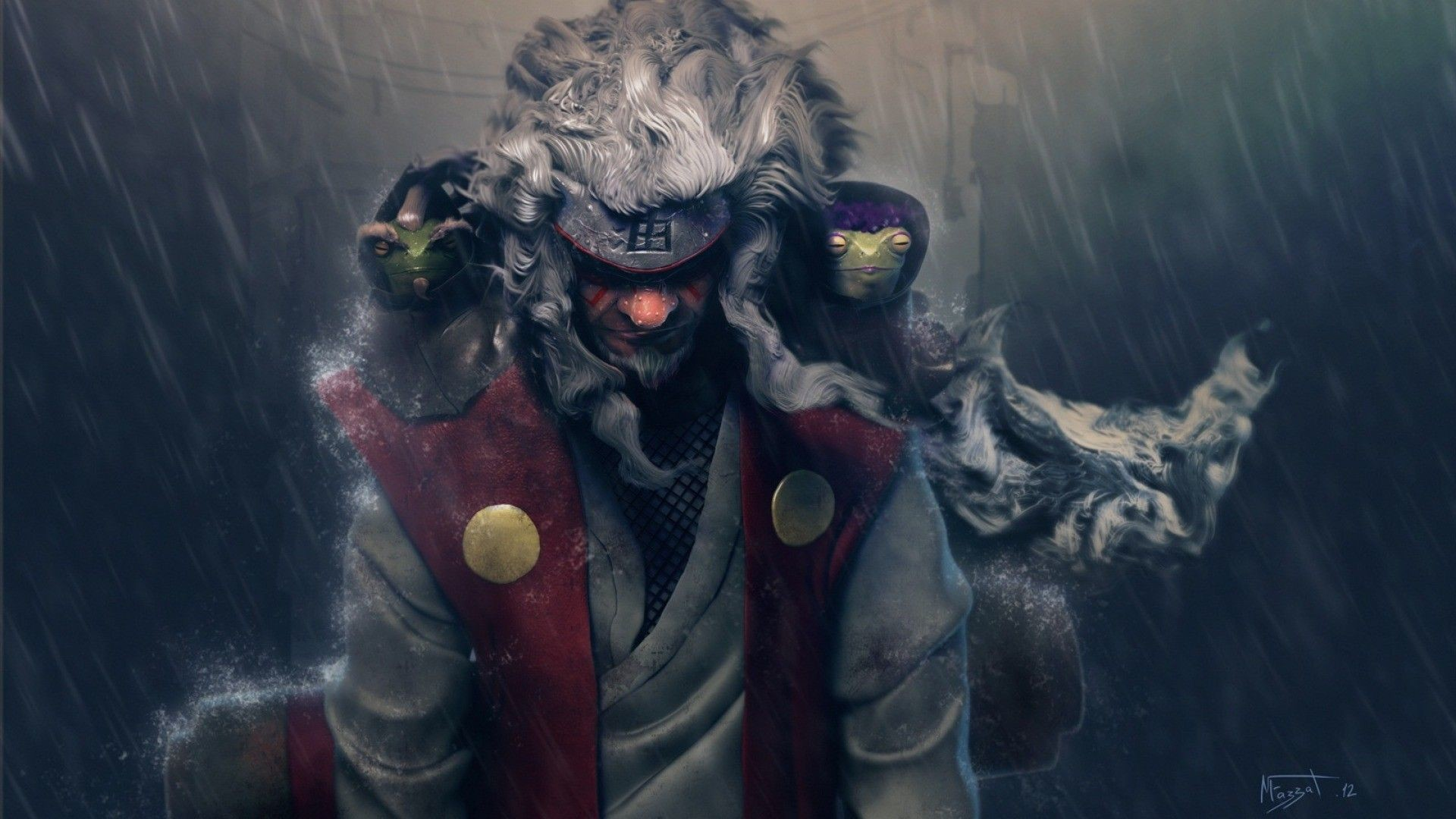 Best wallpaper gallery with Jiraiya Fan Art – Naruto Wallpaper x and HD  wallpapers. We collected full High Quality pictures and wallpapers for your  PC, …