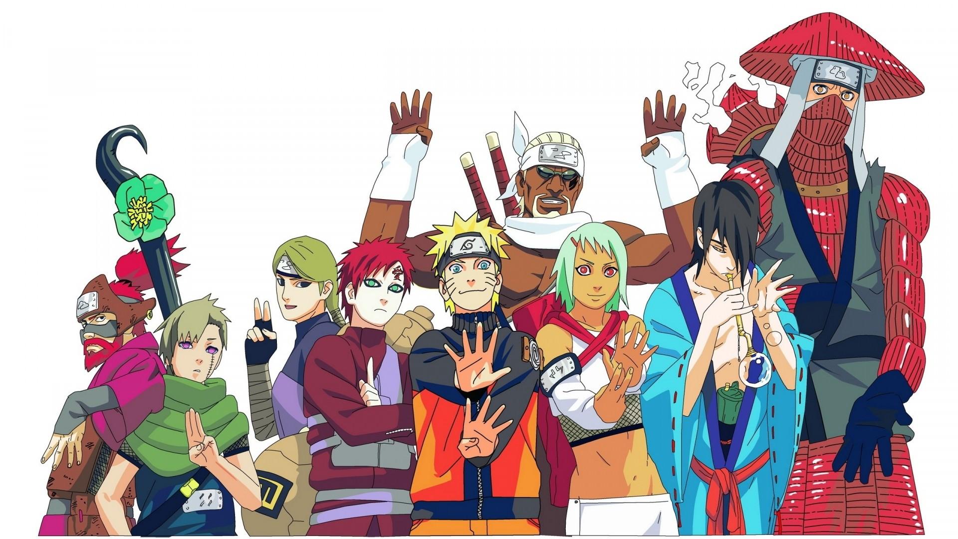 Anime Wallpaper Naruto Uzumaki Shippuden Wallpaper High Quality