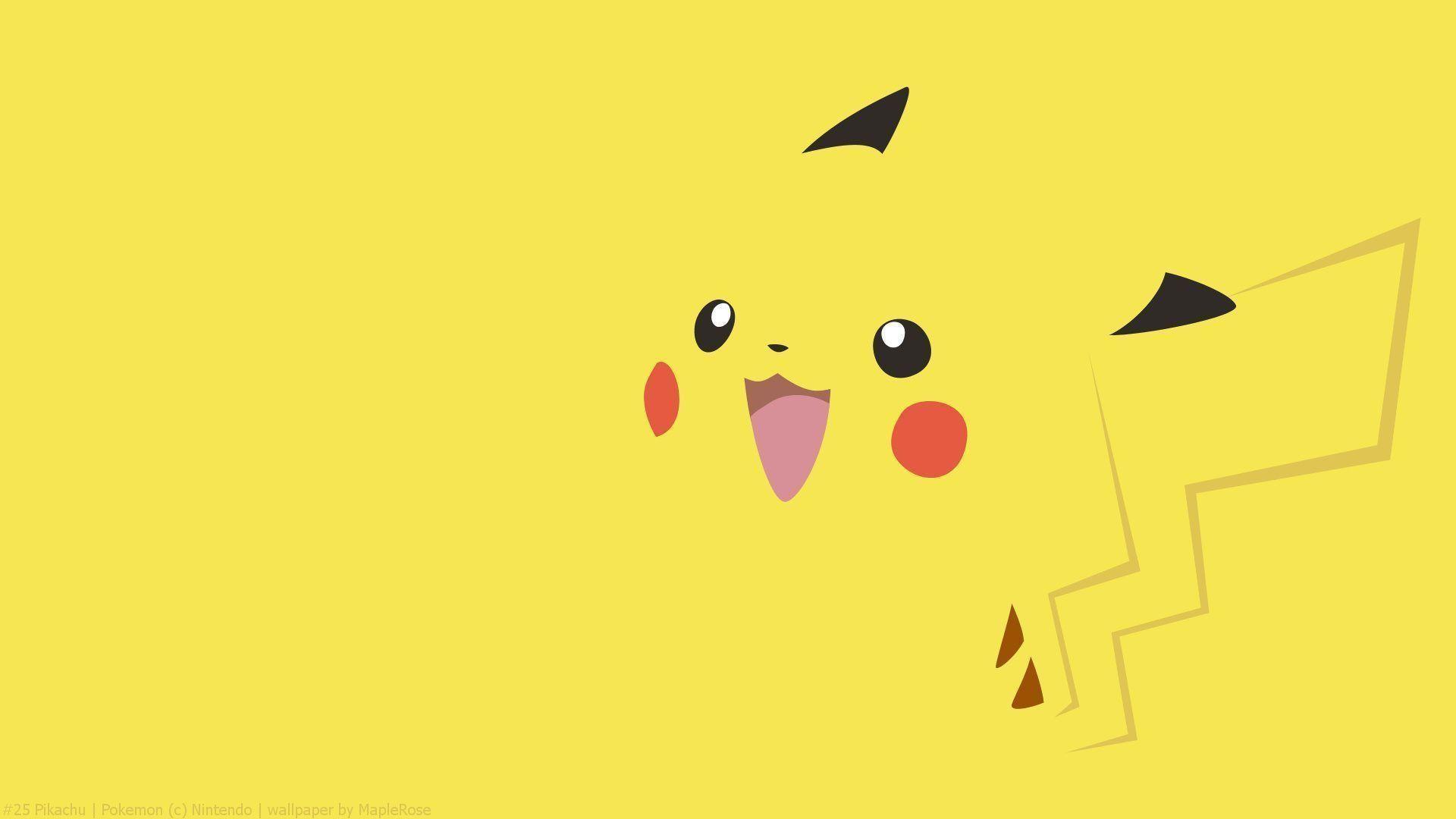 Download Pokemon Pikachu Wallpaper   Wallpoper #407816