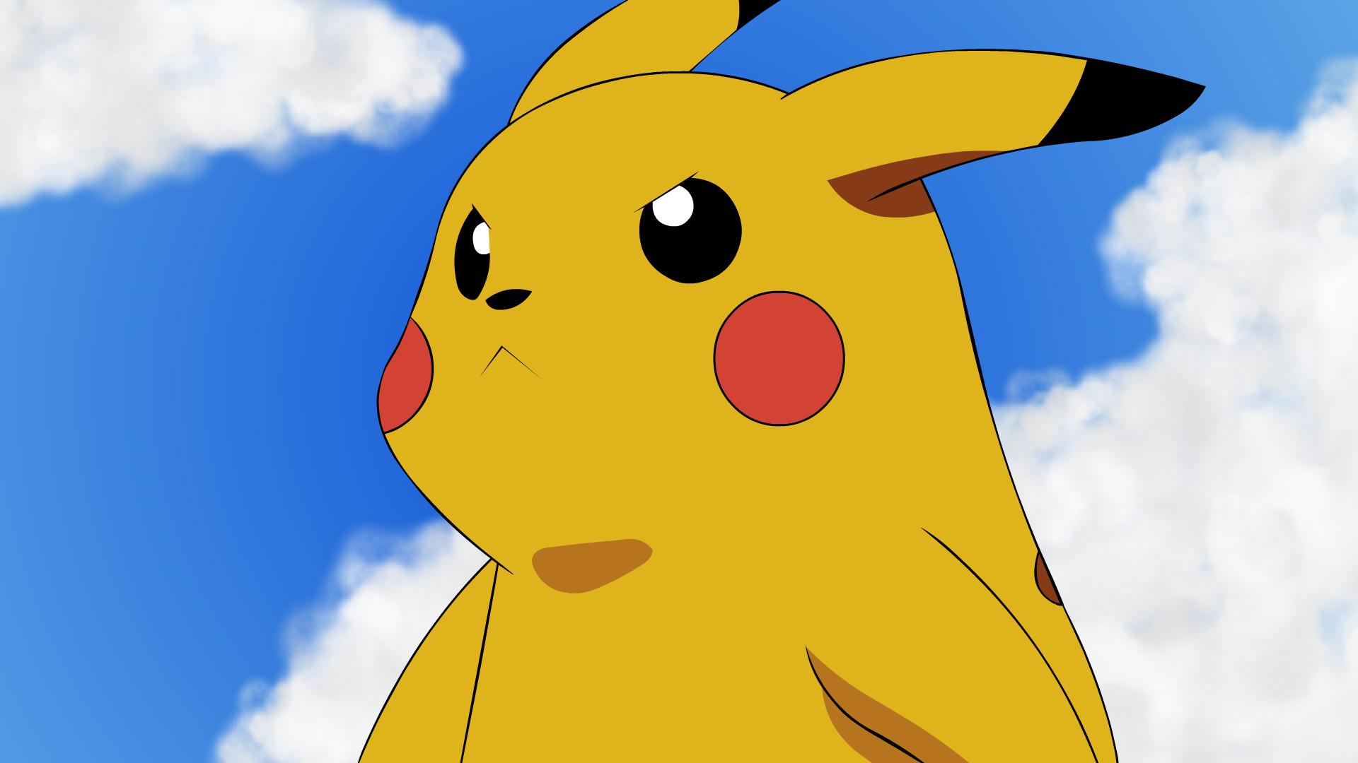 pikachu desktop backgrounds wallpaper