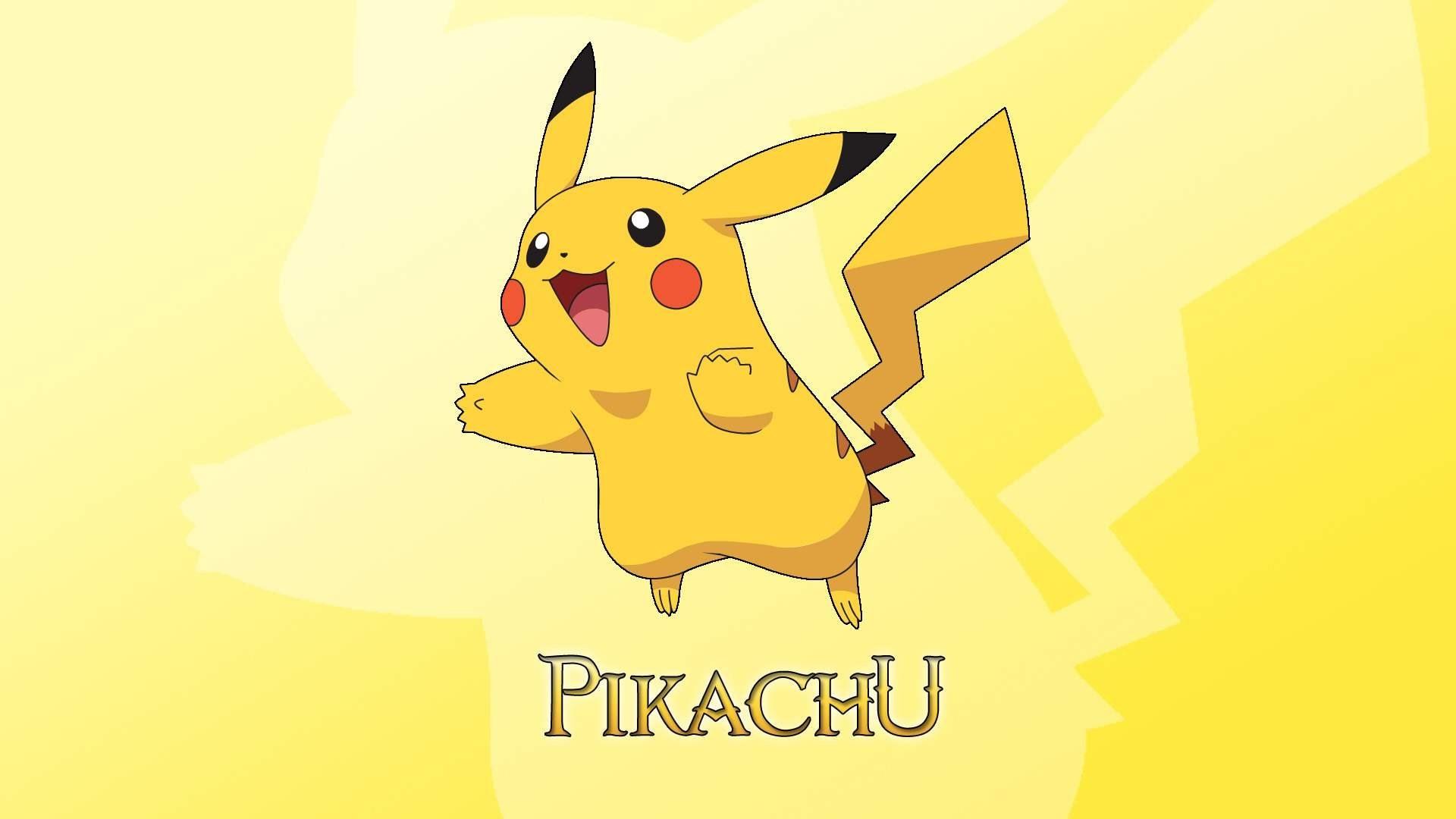 pikachu hd wallpapers