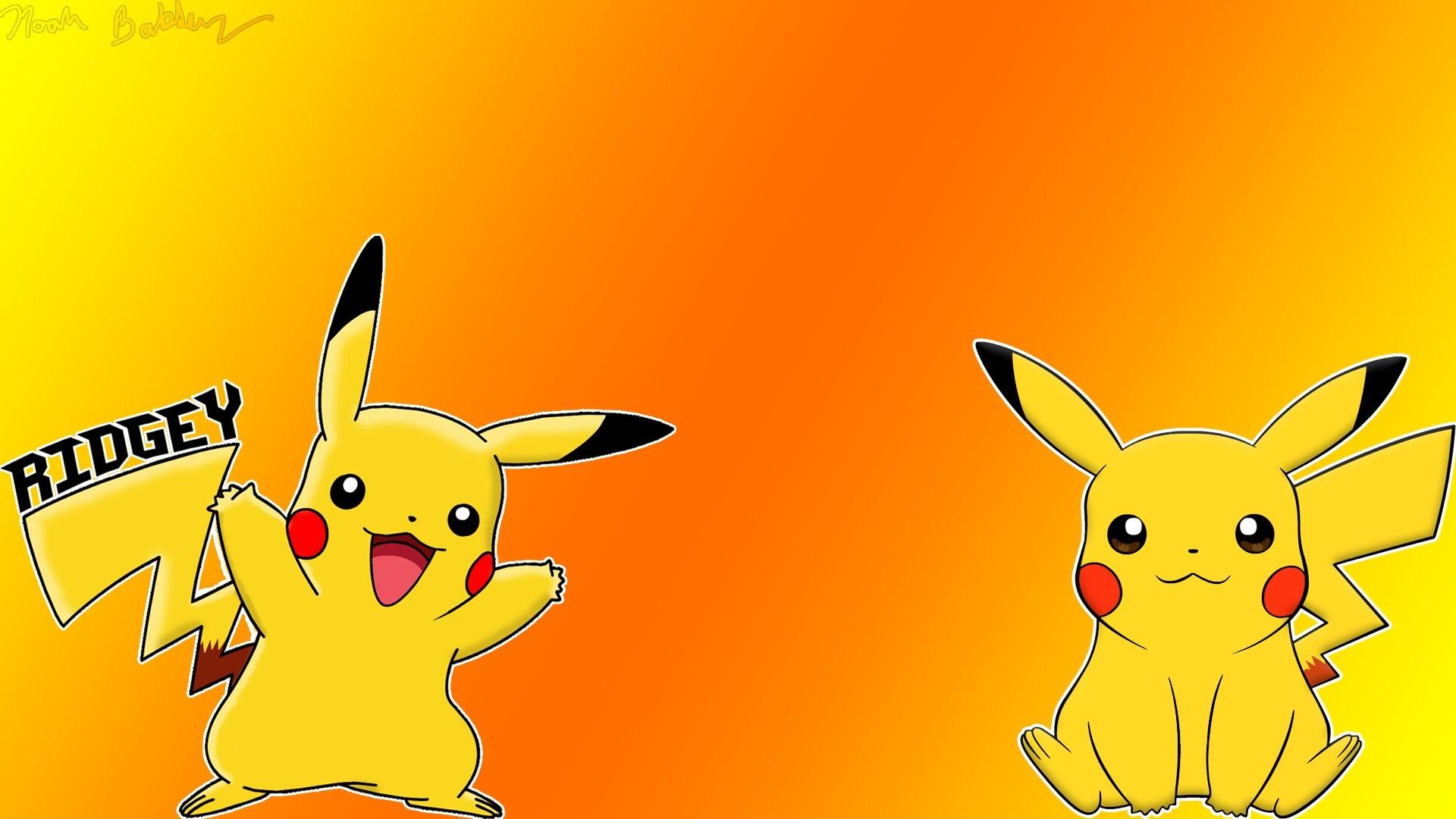 Pikachu wallpaper for Ridgey – Speedart – (download link in description) –  YouTube