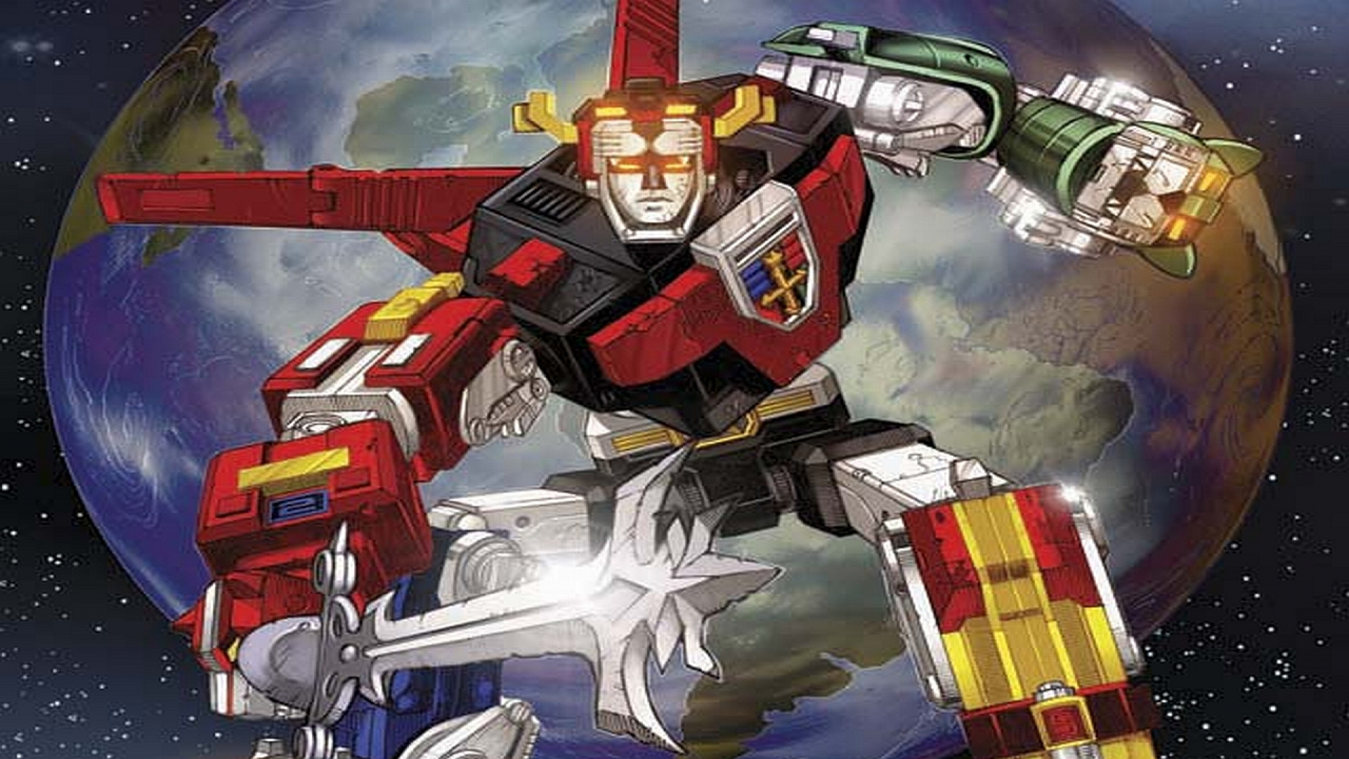 Netflix is bringing us two new cartoon series this year, one of them being  an update of the 1980s cartoon Voltron. For those of you who aren't nerds  or …