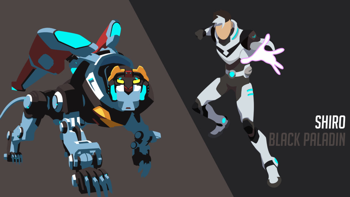 Shiro Wallpaper Voltron Legendary Defender By Ethanthelion