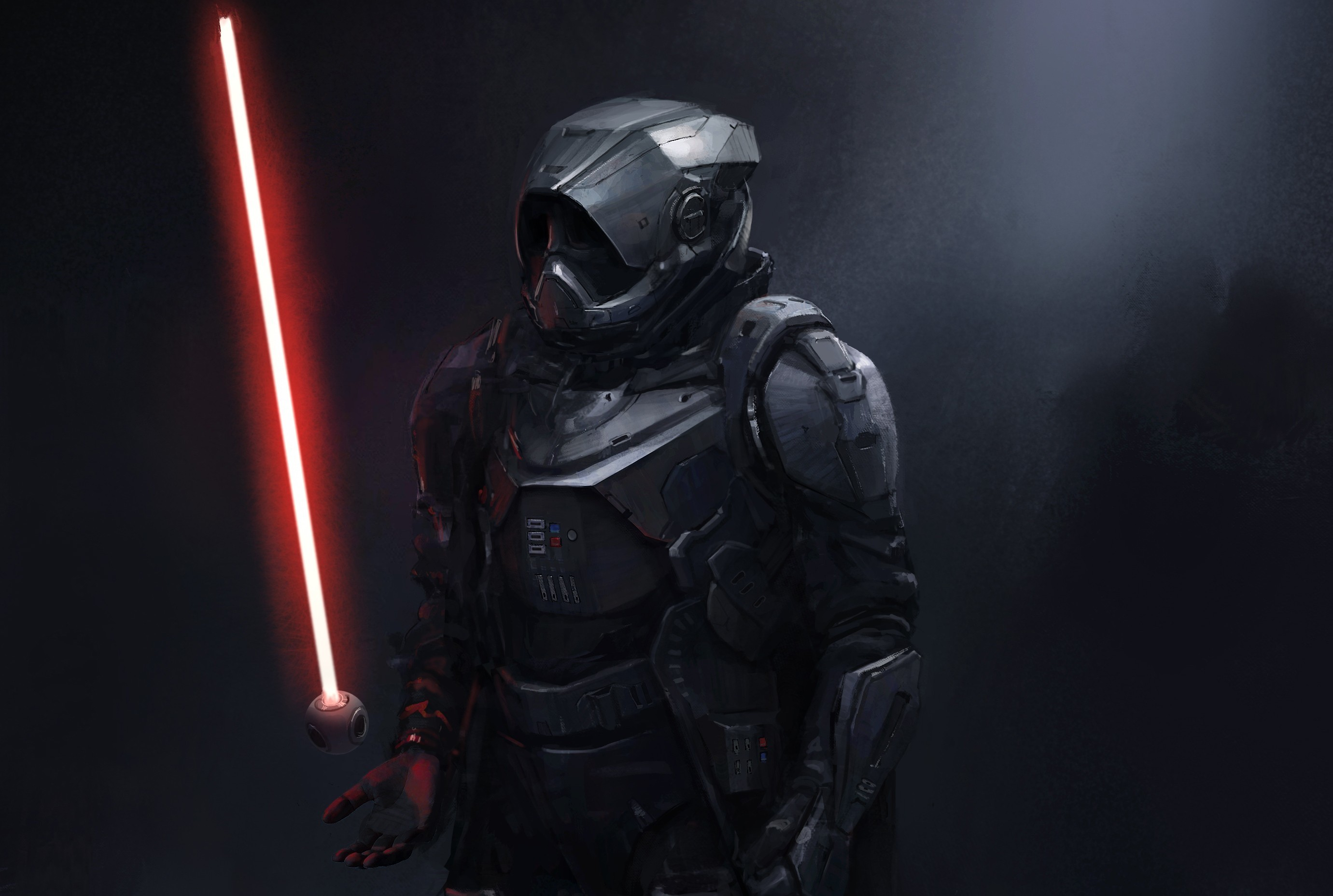 Sci Fi – Star Wars Sith (Star Wars) Lightsaber Red Wallpaper
