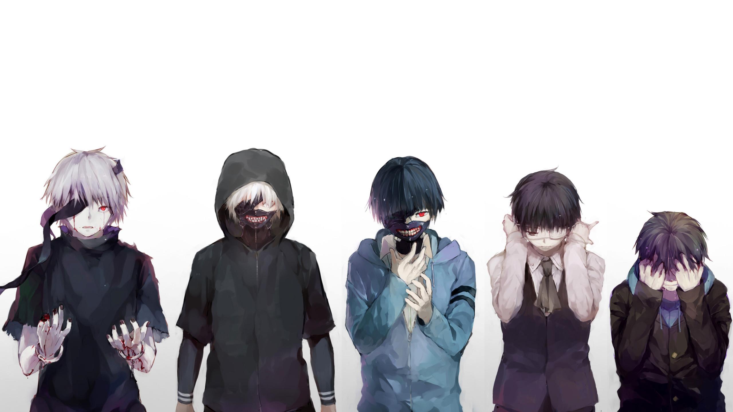 Anime Ken Kaneki Tokyo Ghoul · HD Wallpaper   Background ID:545918