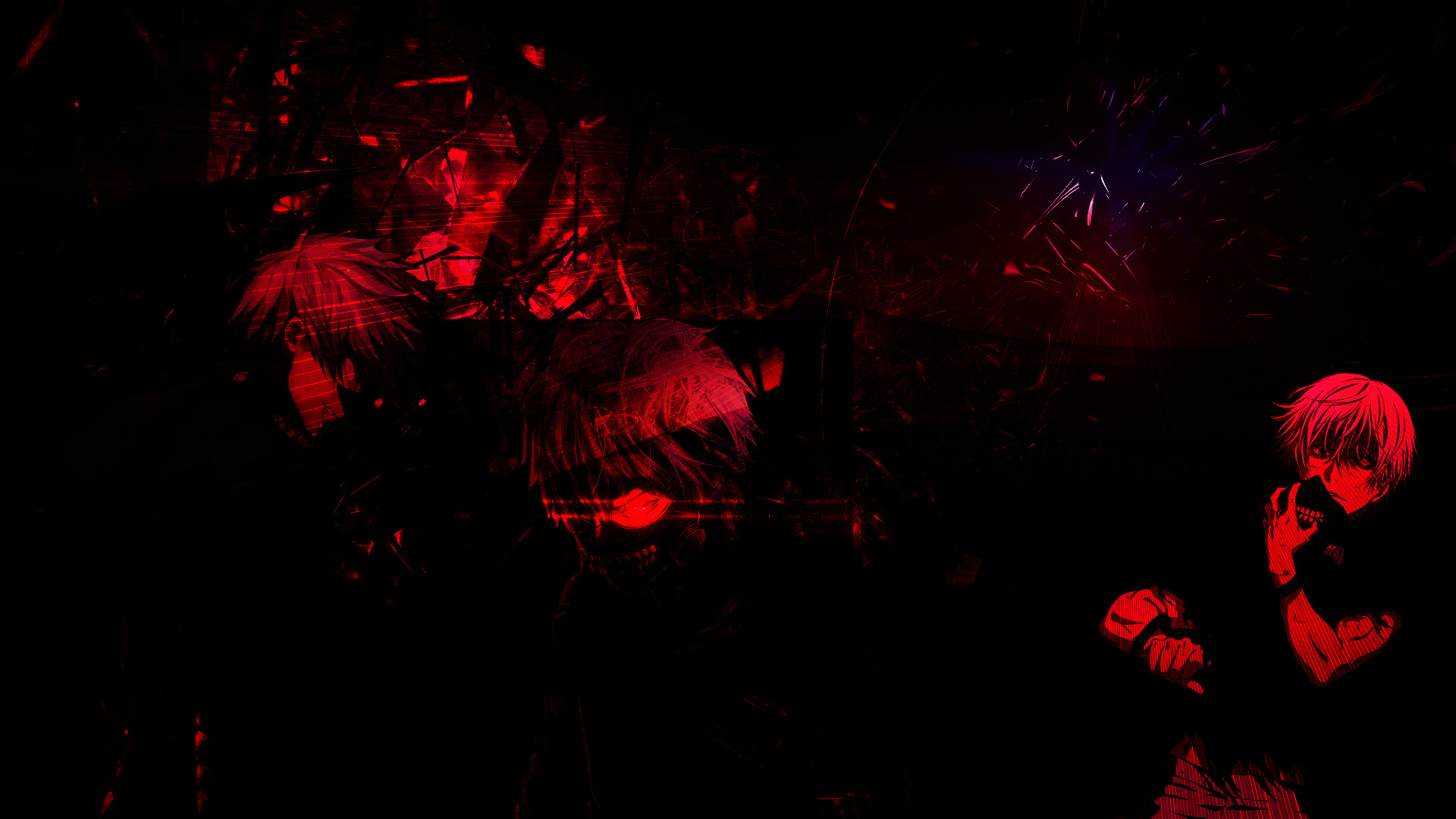 … Tokyo Ghoul Kaneki Ken Wallpaper by nestroix