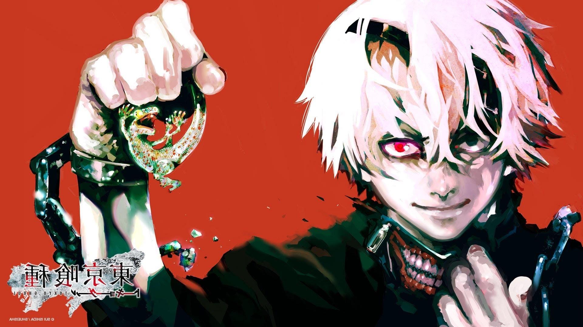 anime, Tokyo Ghoul, Kaneki Ken Wallpapers HD / Desktop and Mobile  Backgrounds