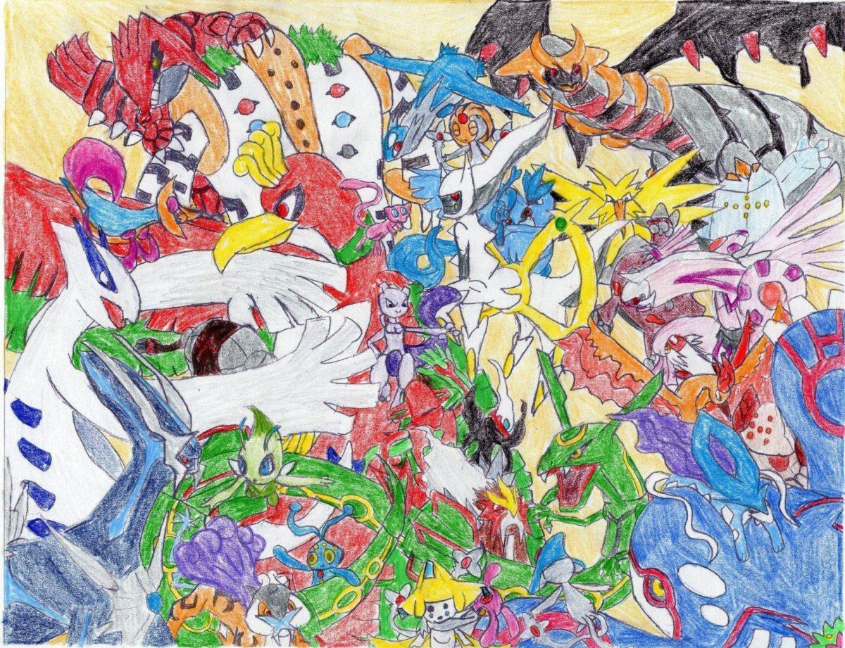 Legendary Pokemon Wallpapers – Viewing