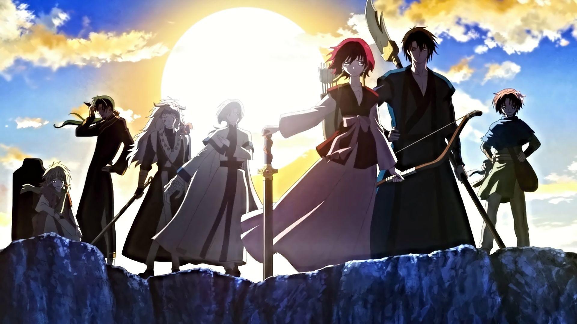 Akatsuki no Yona, women, anime, manga, princess