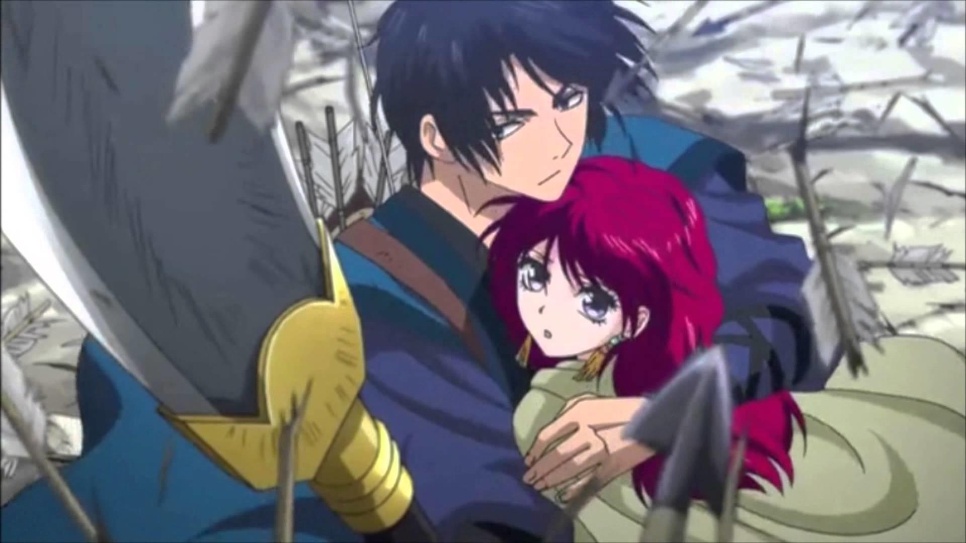 Akatsuki no Yona // Yona of the Dawn // Hak and Yona