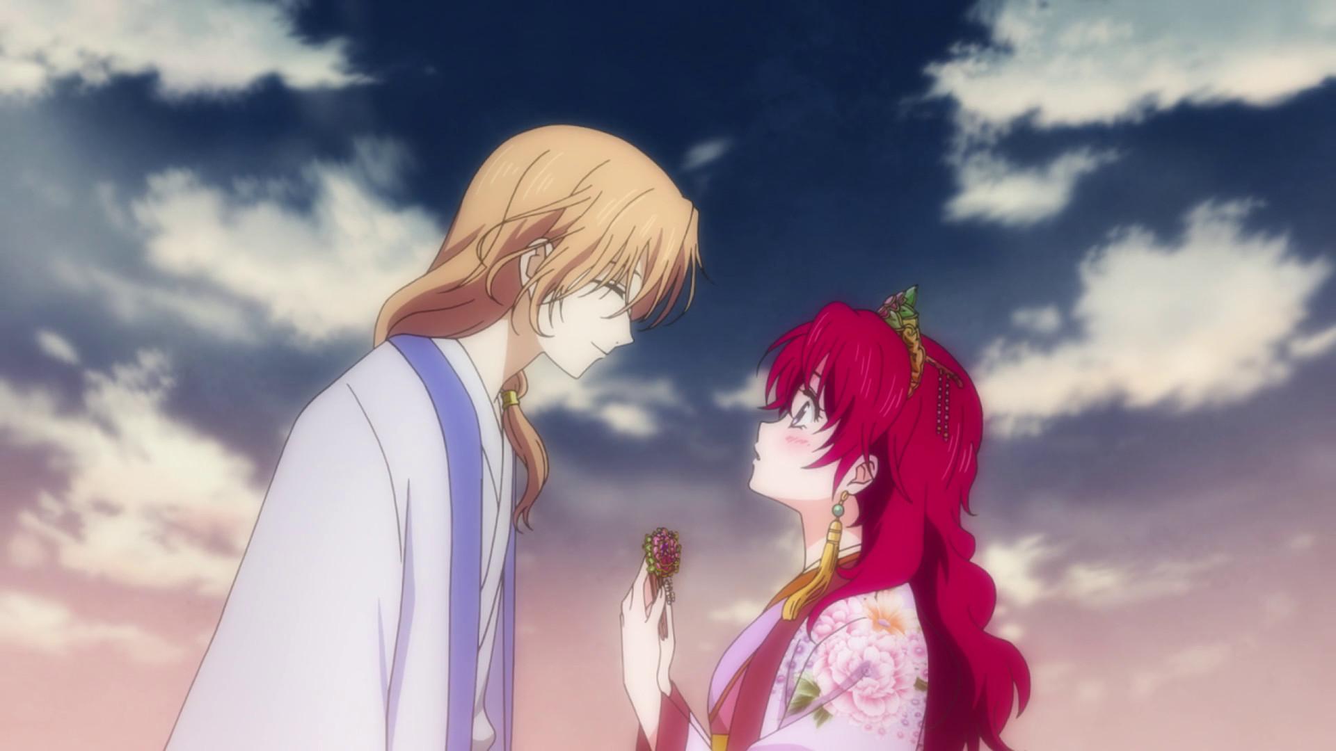 Akatsuki no yona The king Soo won and princess Yonna ♡   S h i p s ♡    Pinterest   Anime and Manga