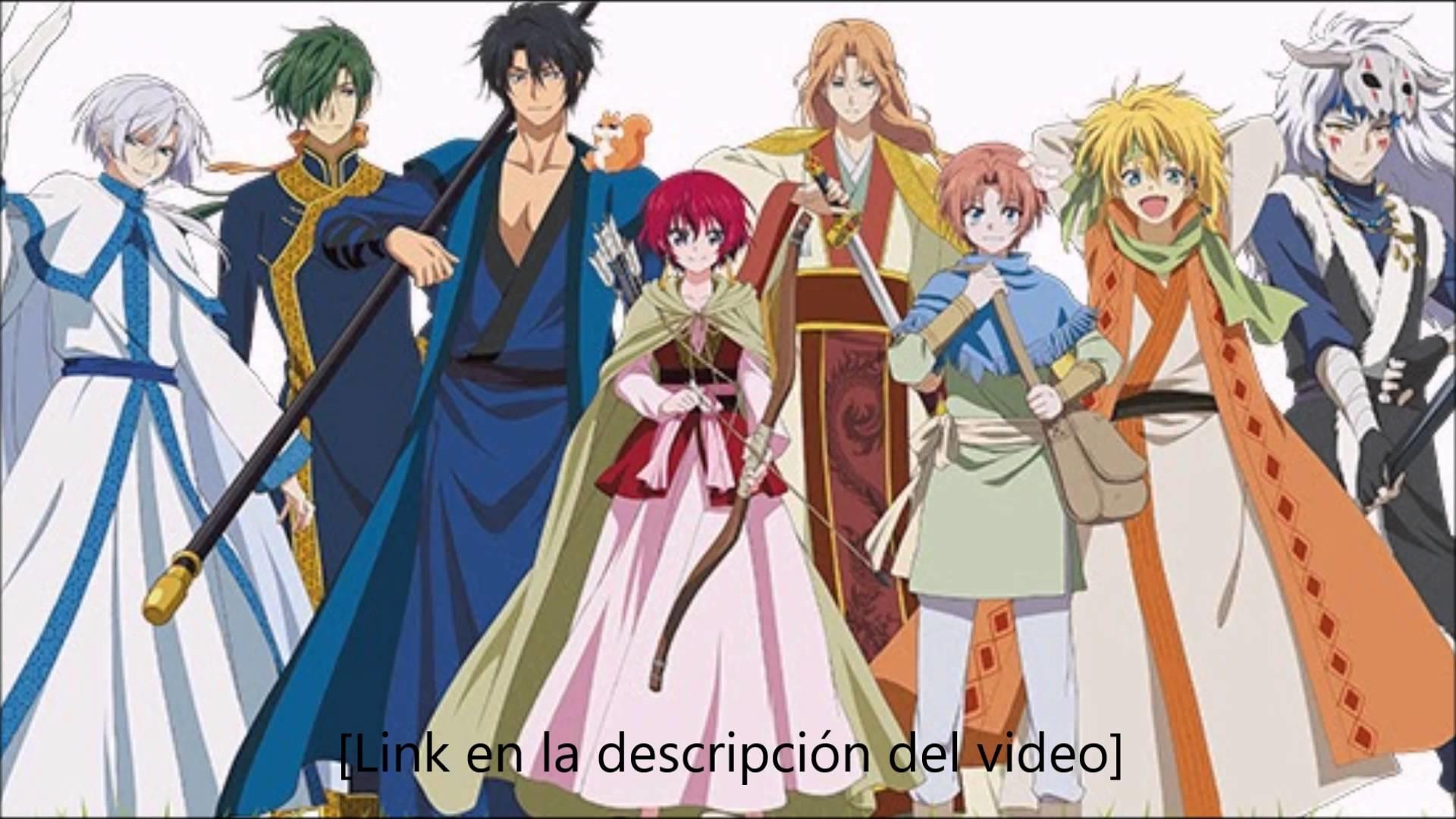 Descargar Akatsuki no Yona (24/24) [MEGA] -Anime Descargas [MEGA] – YouTube