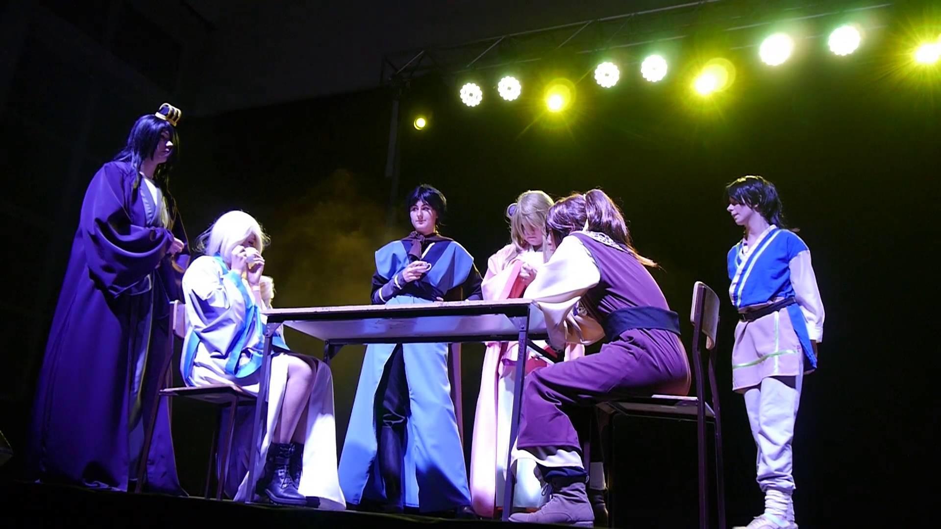 Cosplay Akatsuki no Yona by Andy Frankuu Abu on Japanicon 2015