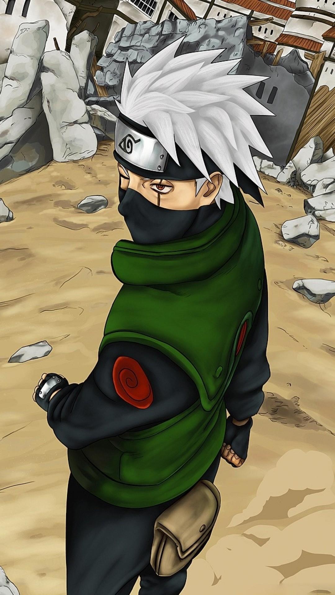 Naruto Shippuuden Naruto Man Mask Sand #iPhone #6 #wallpaper