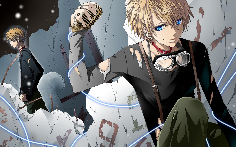 Stylish Anime Boy HD Wallpapers