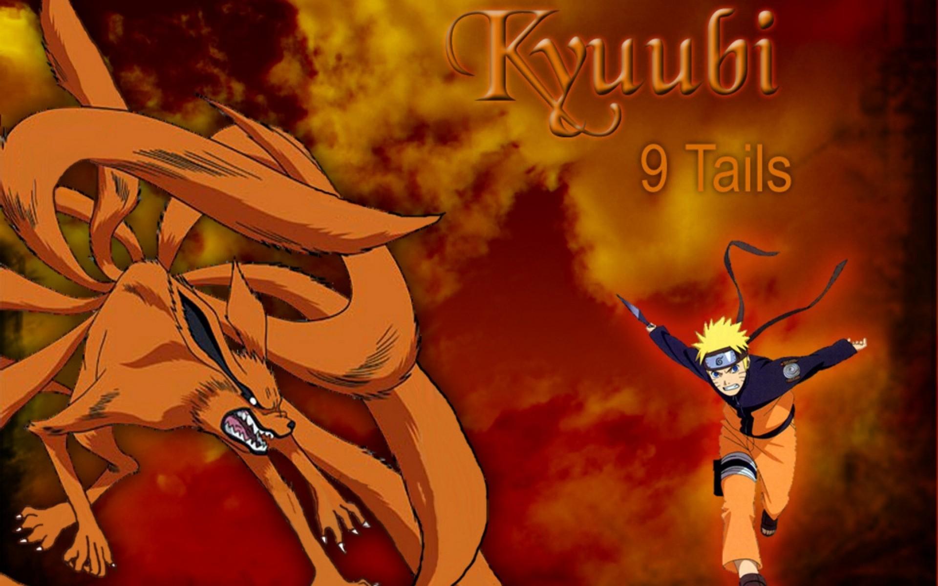 KURAMA KYUUBI BIJUU Naruto Imagens e Wallpapers 1920×1200