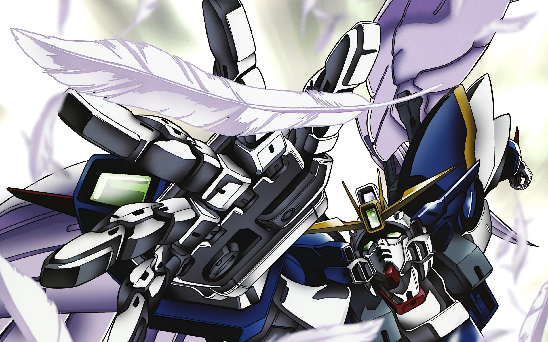 Gundam Gundam Wing endless waltz Wing Zero Custom Wing Zero .