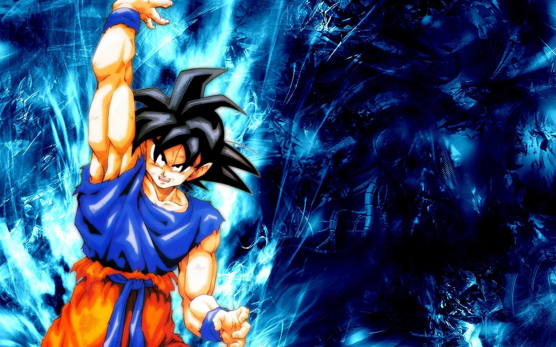 Goku Super Saiyan DBZ Wallpaper 668 #2201 Wallpaper   Wallpaper .