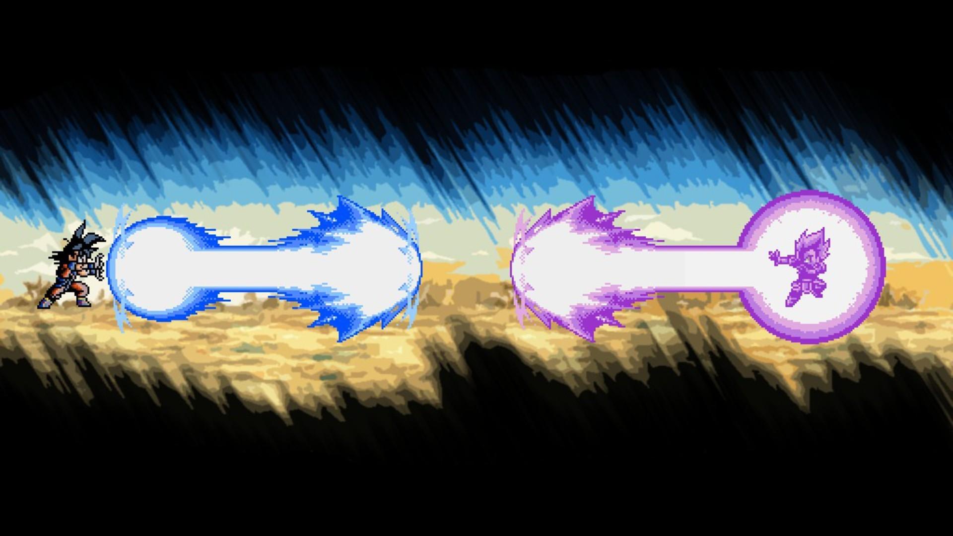 Vegeta Son Goku Dragon Ball Z goku vs vegeta Kakarotto wallpaper .