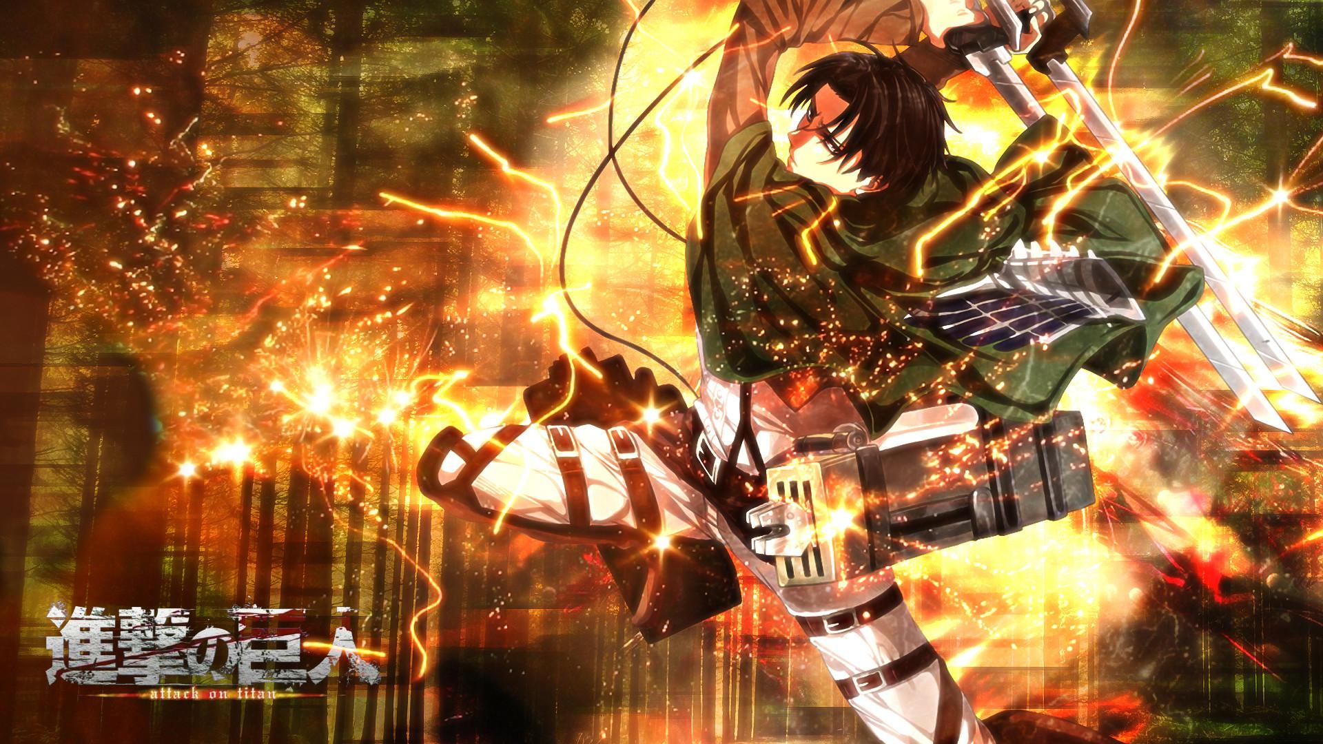Attack on Titan – Levi Ackerman   Wallpapers   Pinterest   Anime and Levi  ackerman