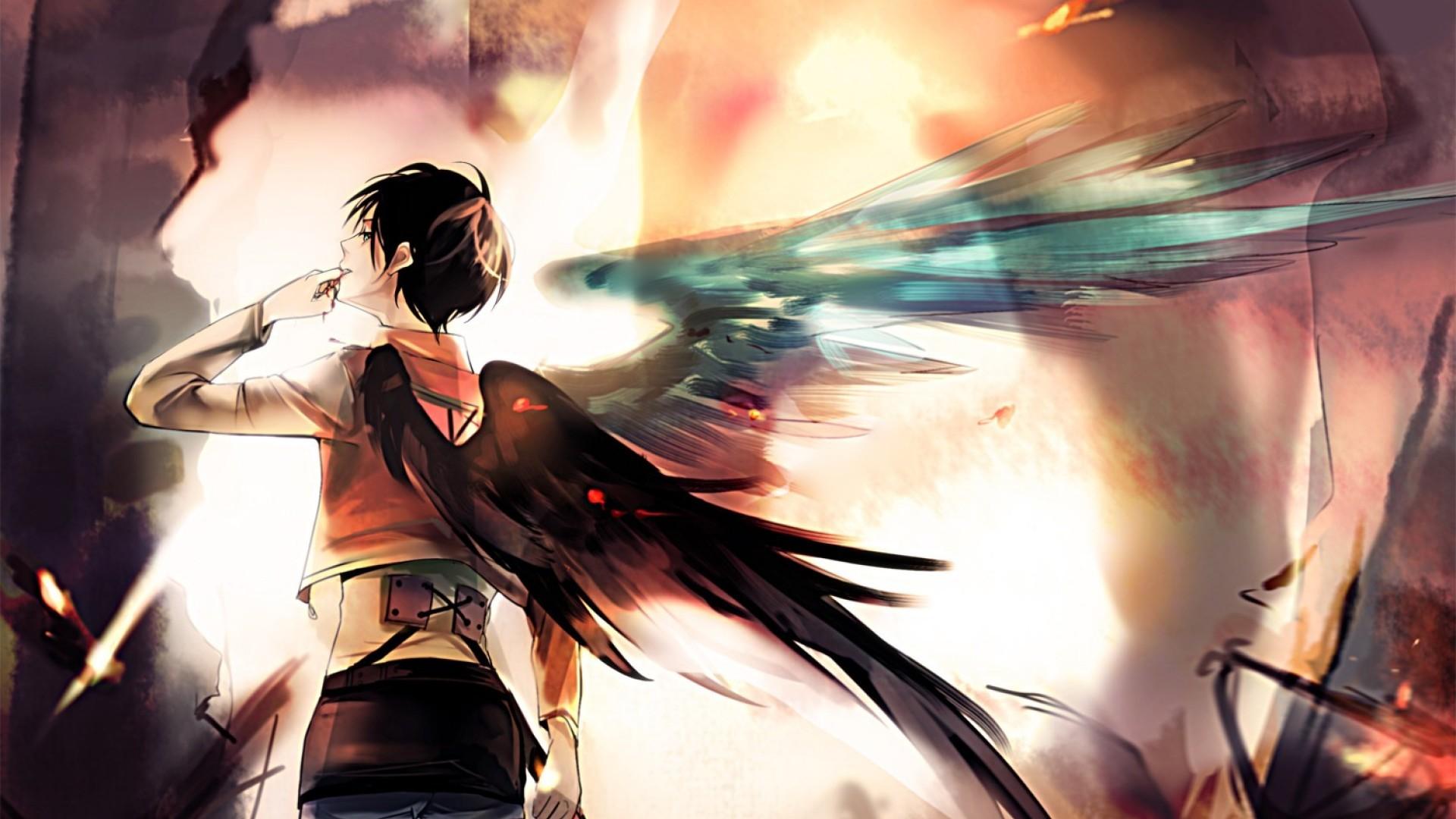 Shingeki No Kyojin Wallpaper Eren