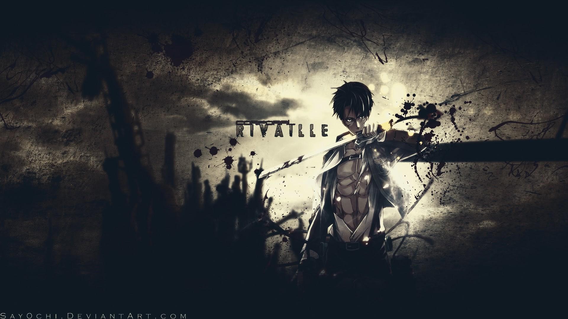 Attack On Titan Levi Wallpaper 1080p Rivaille levi attack on titan