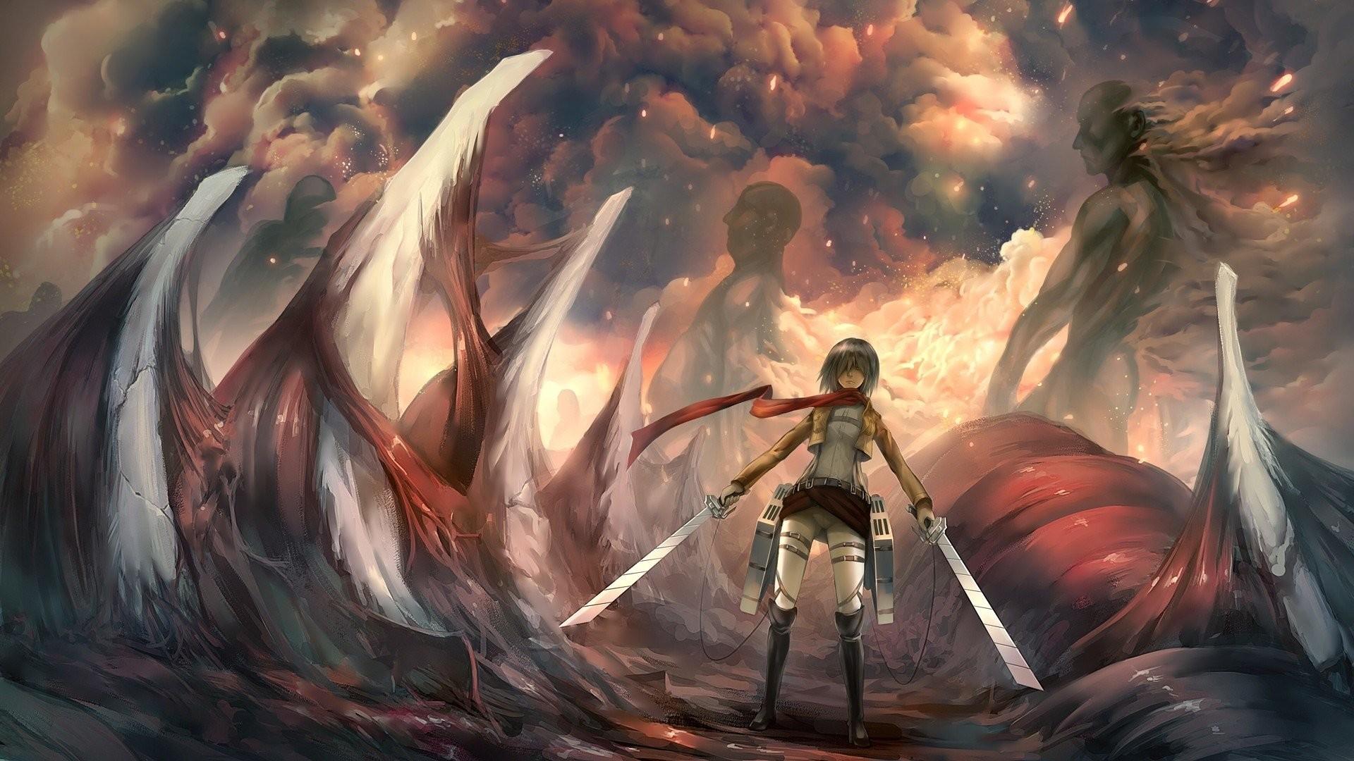 Wallpaper Shingeki no Kyojin FULL HD by Slifer on DeviantArt
