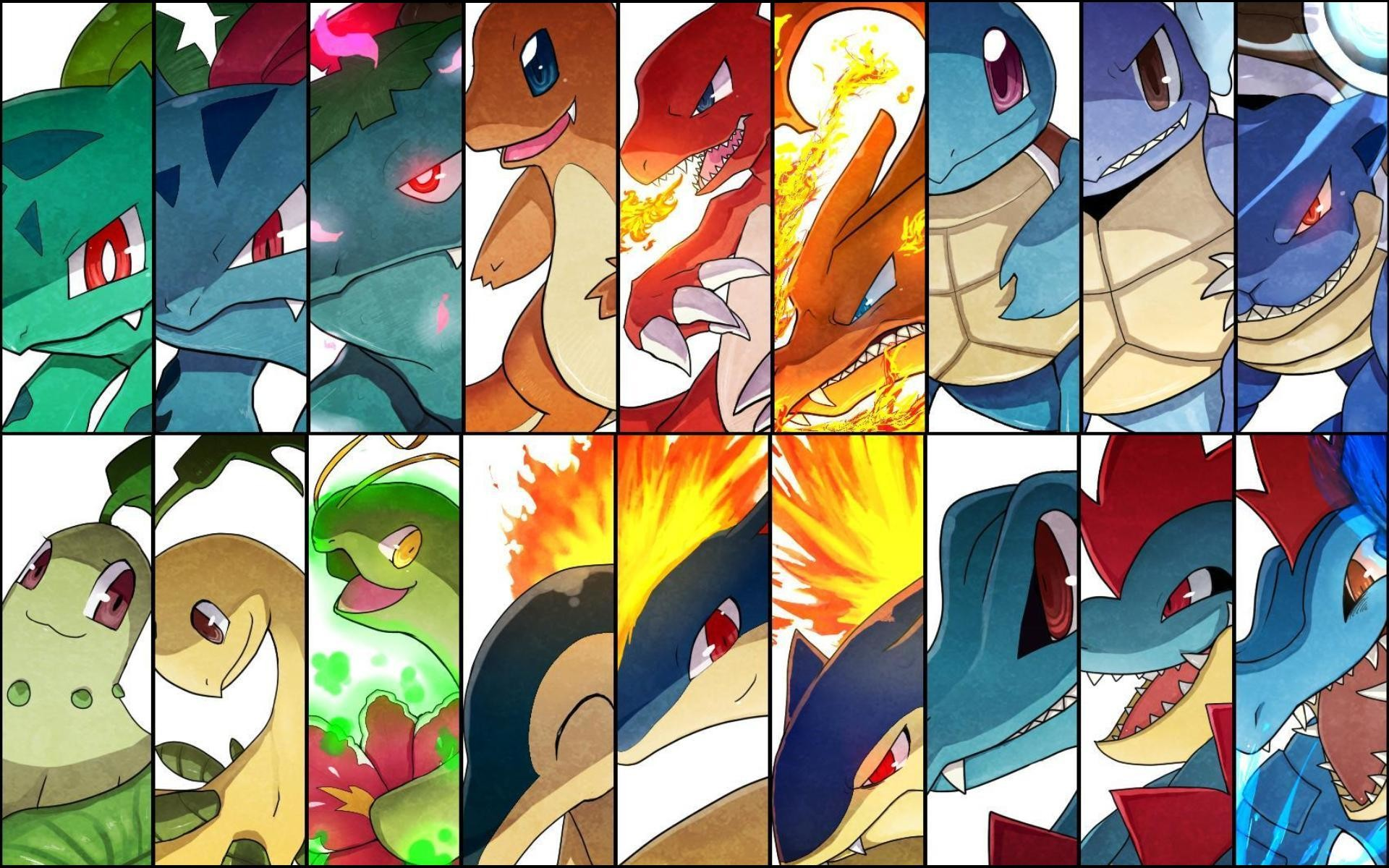 Some Pokémon Wallpapers