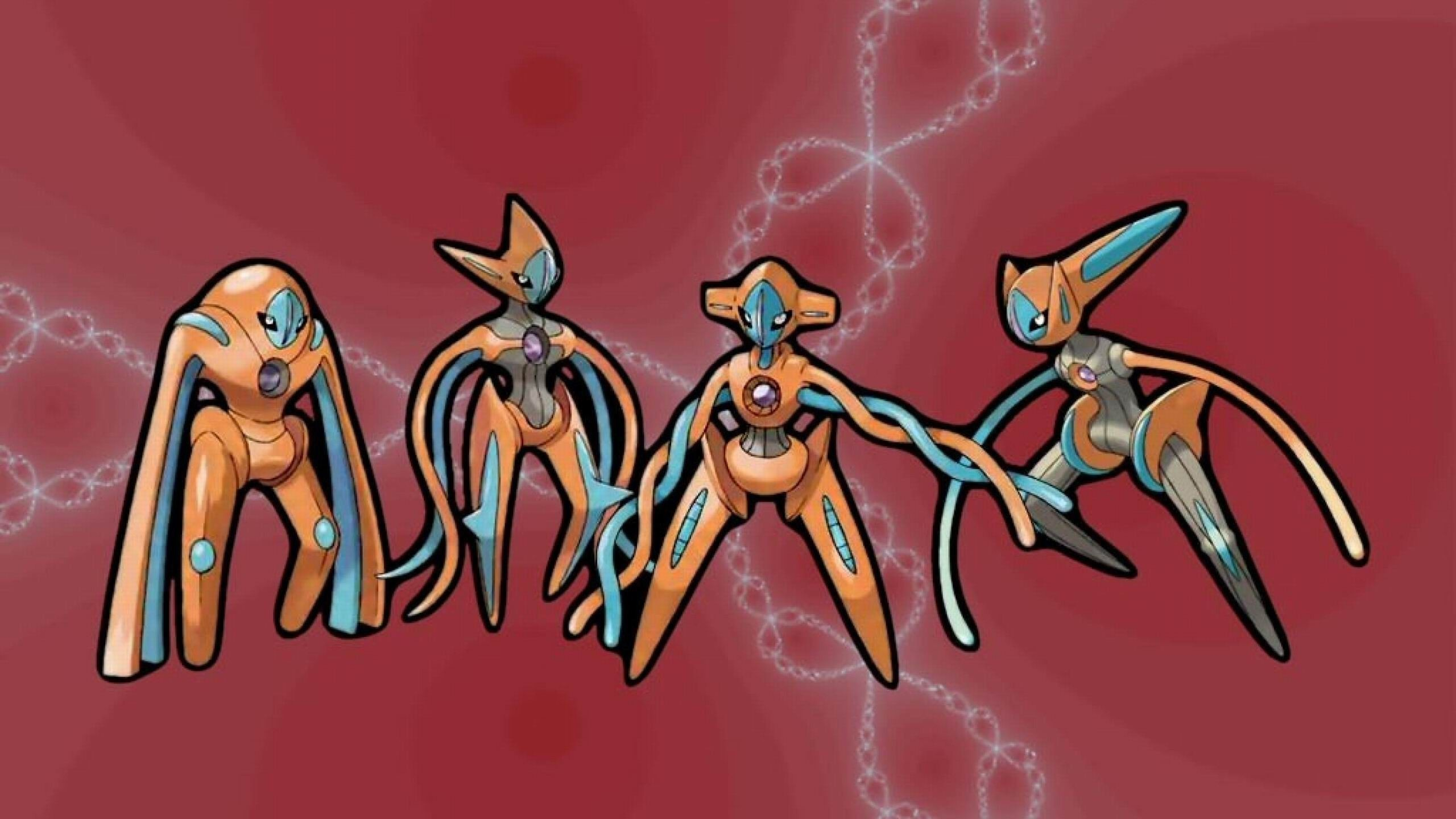 Wallpapers Pokemon X And Y Deoxys Store 2560×1440