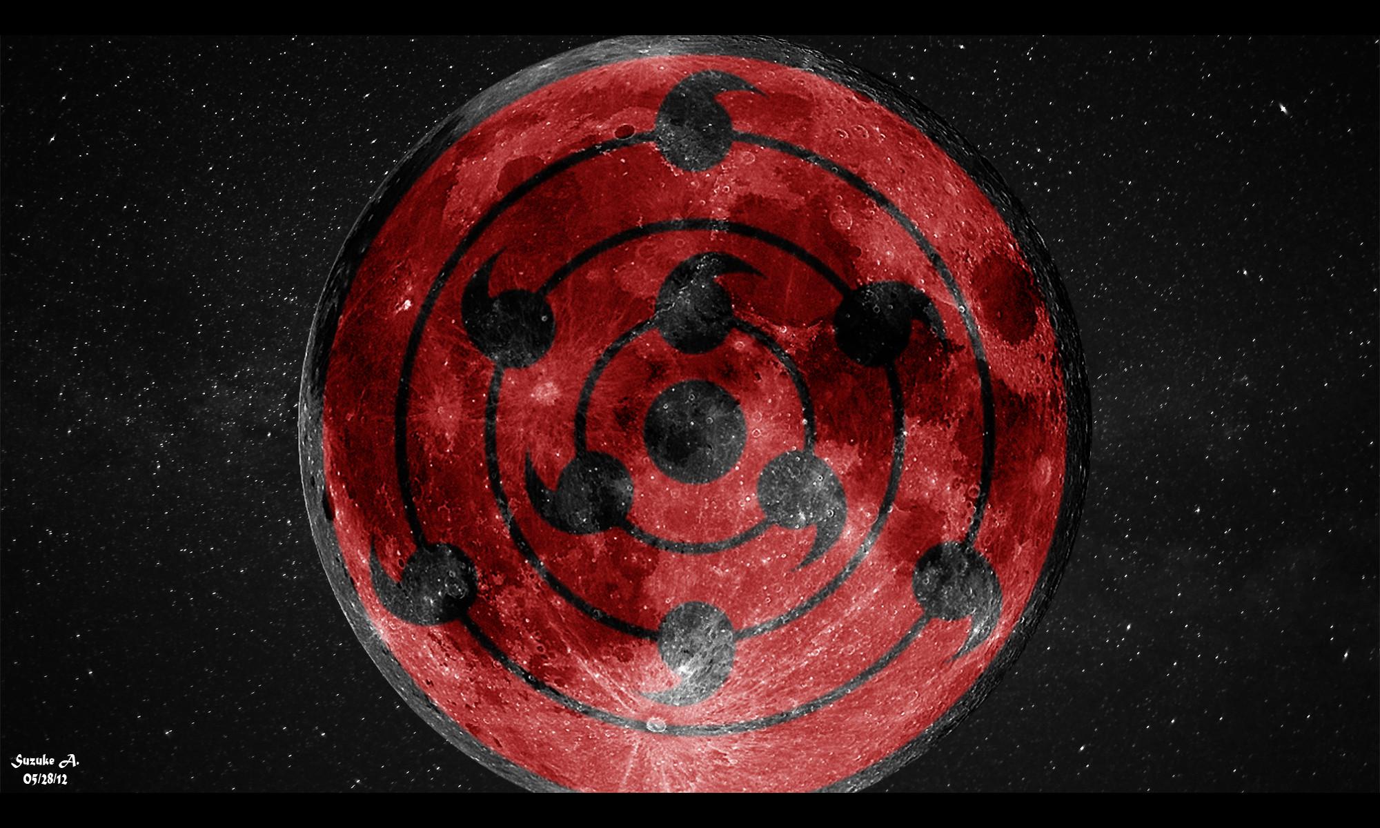 Sasuke Uchiha Rinnegan [Moon Eye] Wallpaper by SuzukeAmaterasu on .